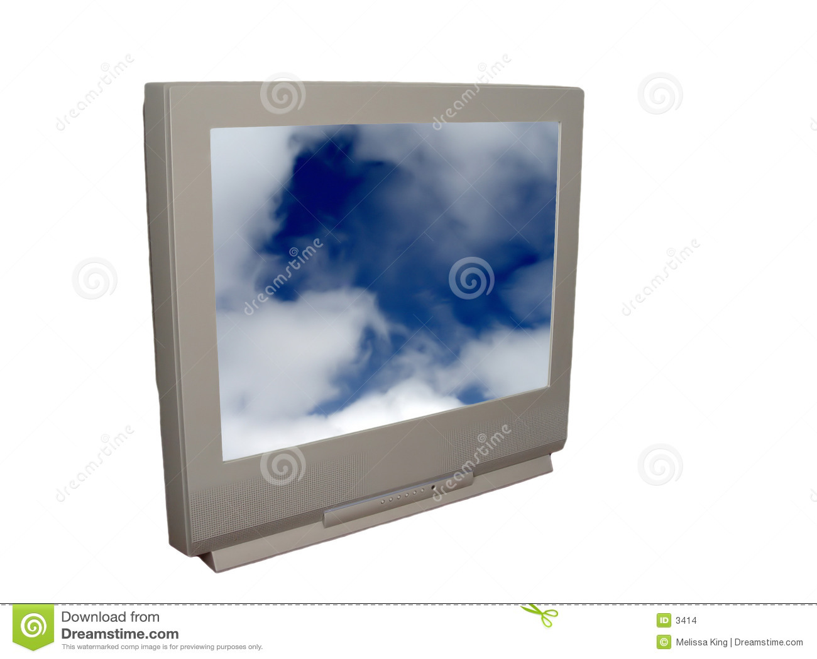 TV σύννεφων