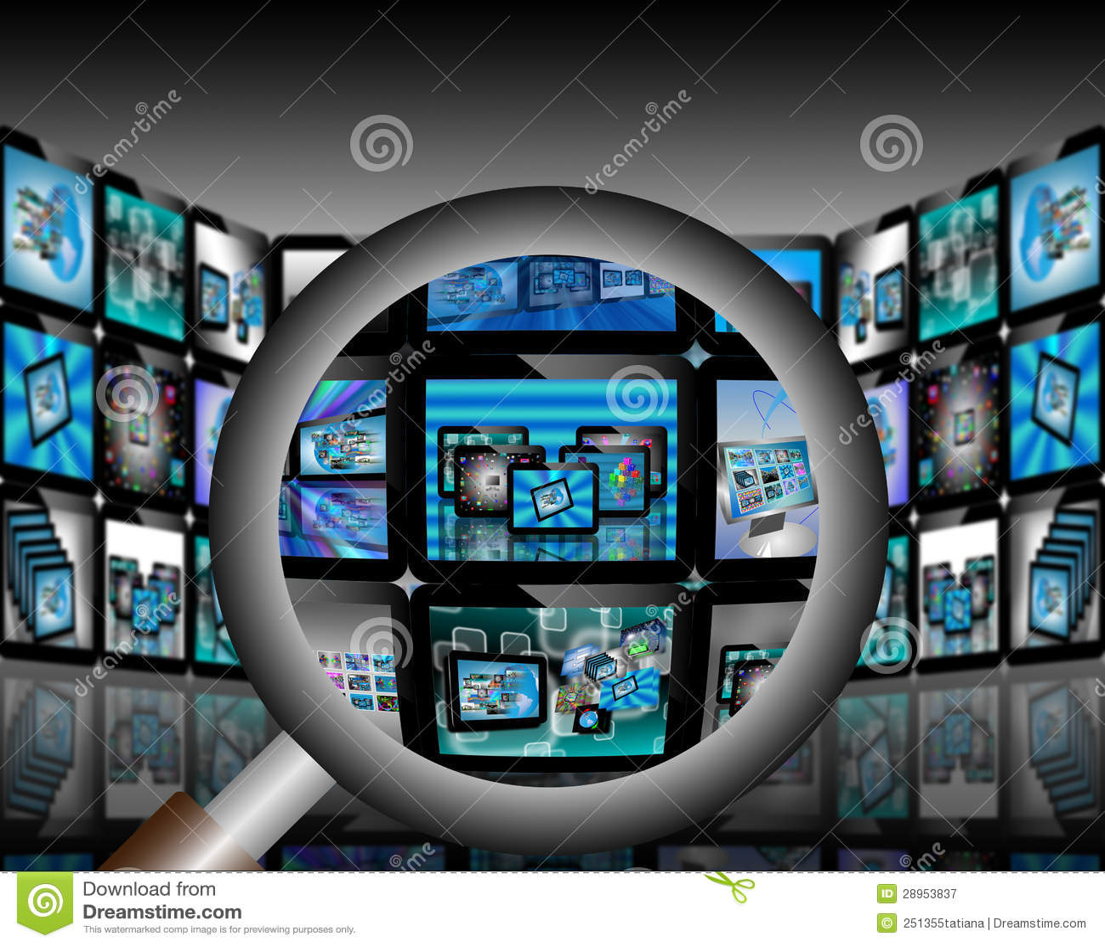 TV abstrakcja