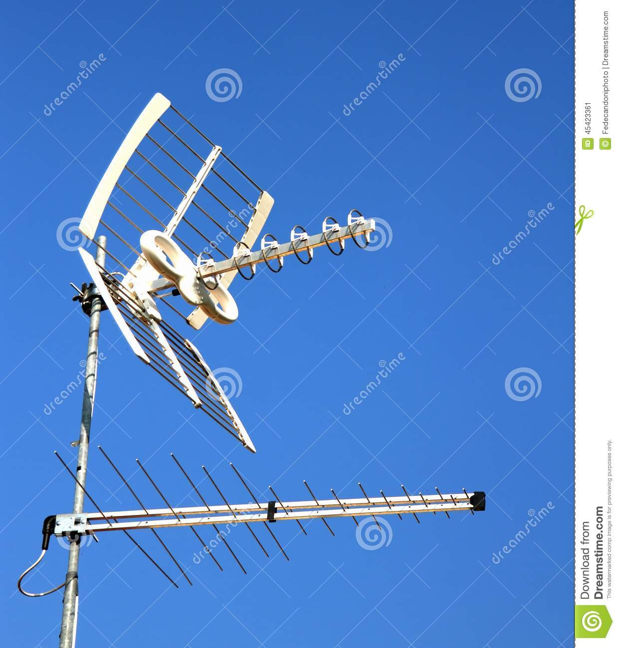 Tv Aerial Channels Aerials Satellite Digital Wide Band Plus Wiring Pictures