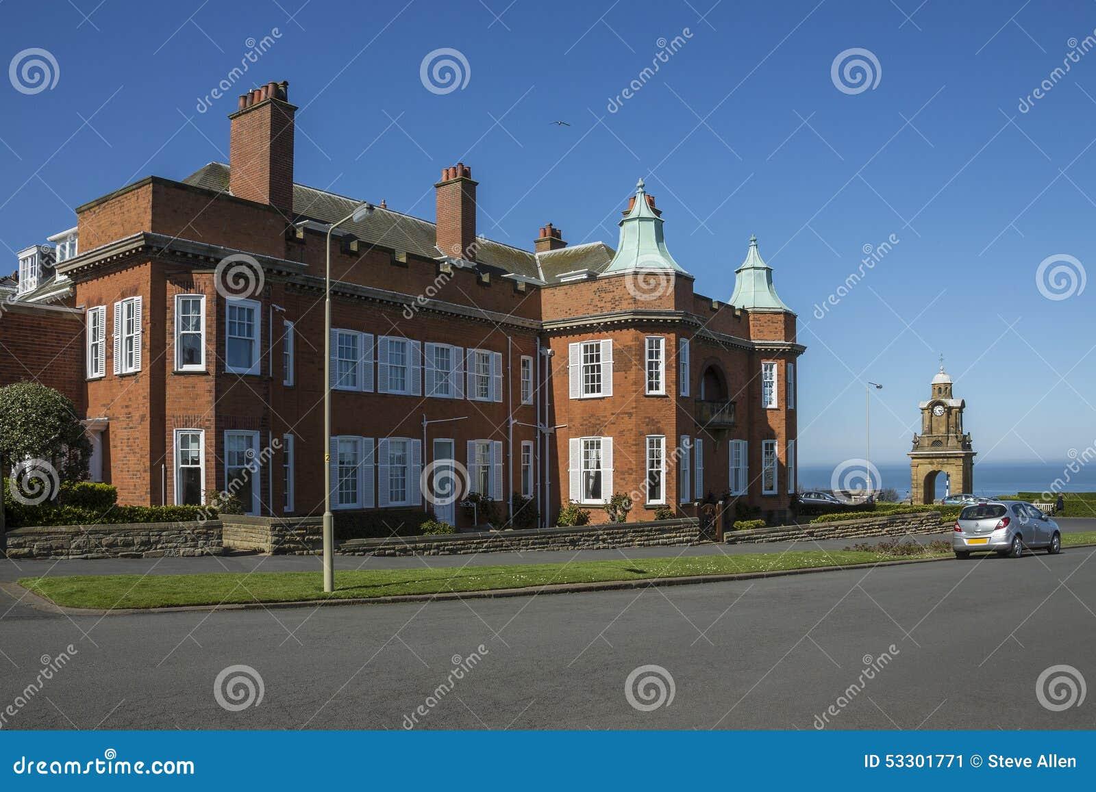 TV Location - The Royal - British TV Program Editorial Photo