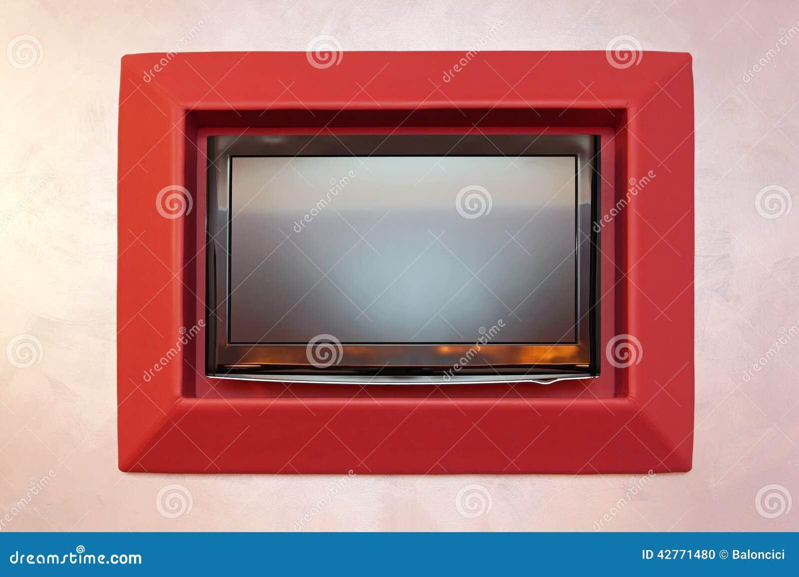 Tv In Muur : Tv kabels wegwerken wat zijn de opties