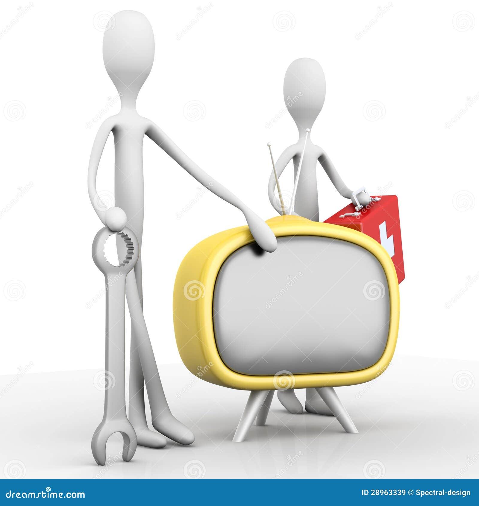 TV poparcia drużyna