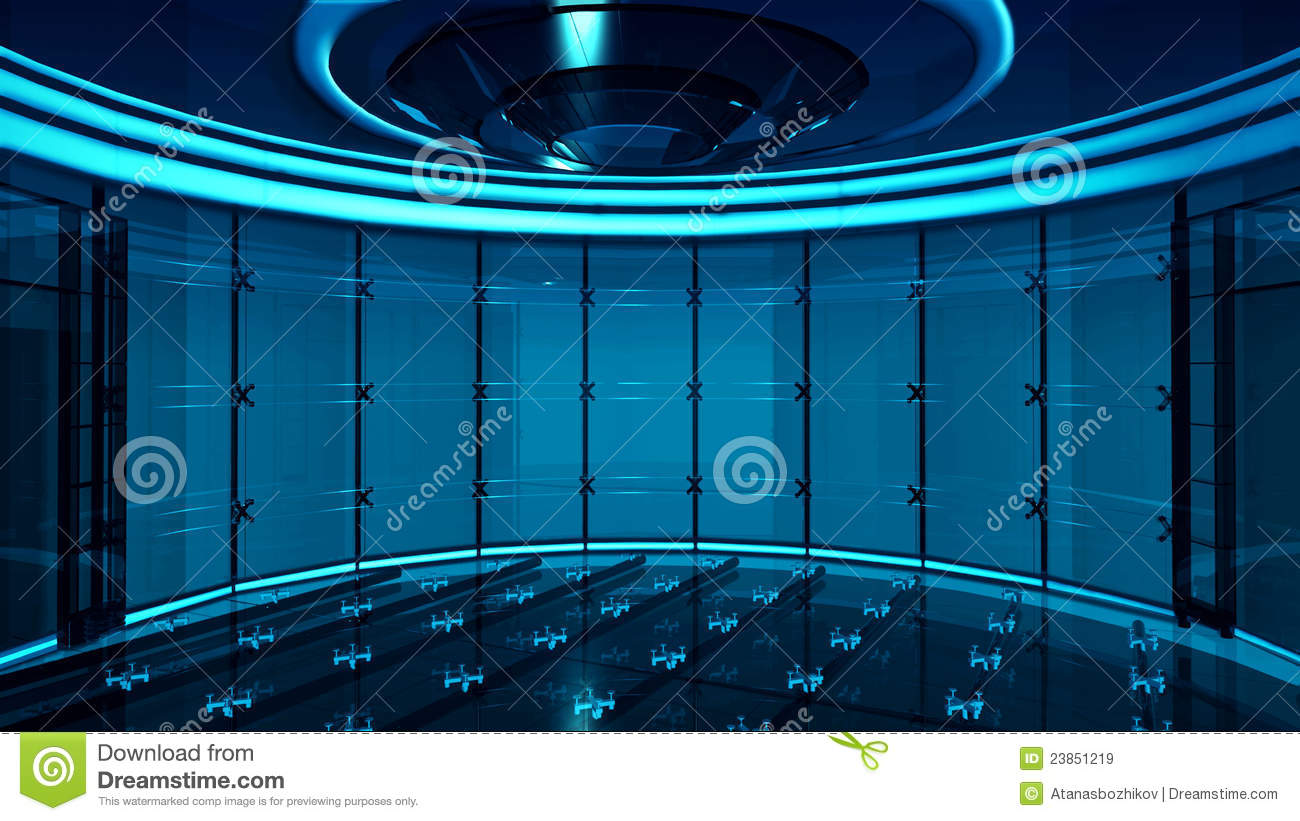 tv studio royalty free stock images