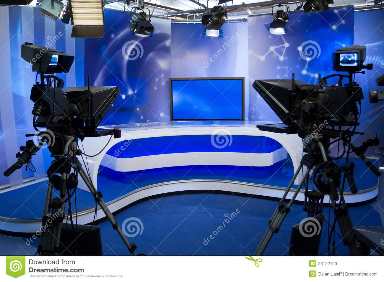 an introduction to the television studio lighting To set up a tv station, an elementary school will need basic video, audio, recording, lighting and editing equipment studio and lighting the school will need a space to house the television studio and equipment.