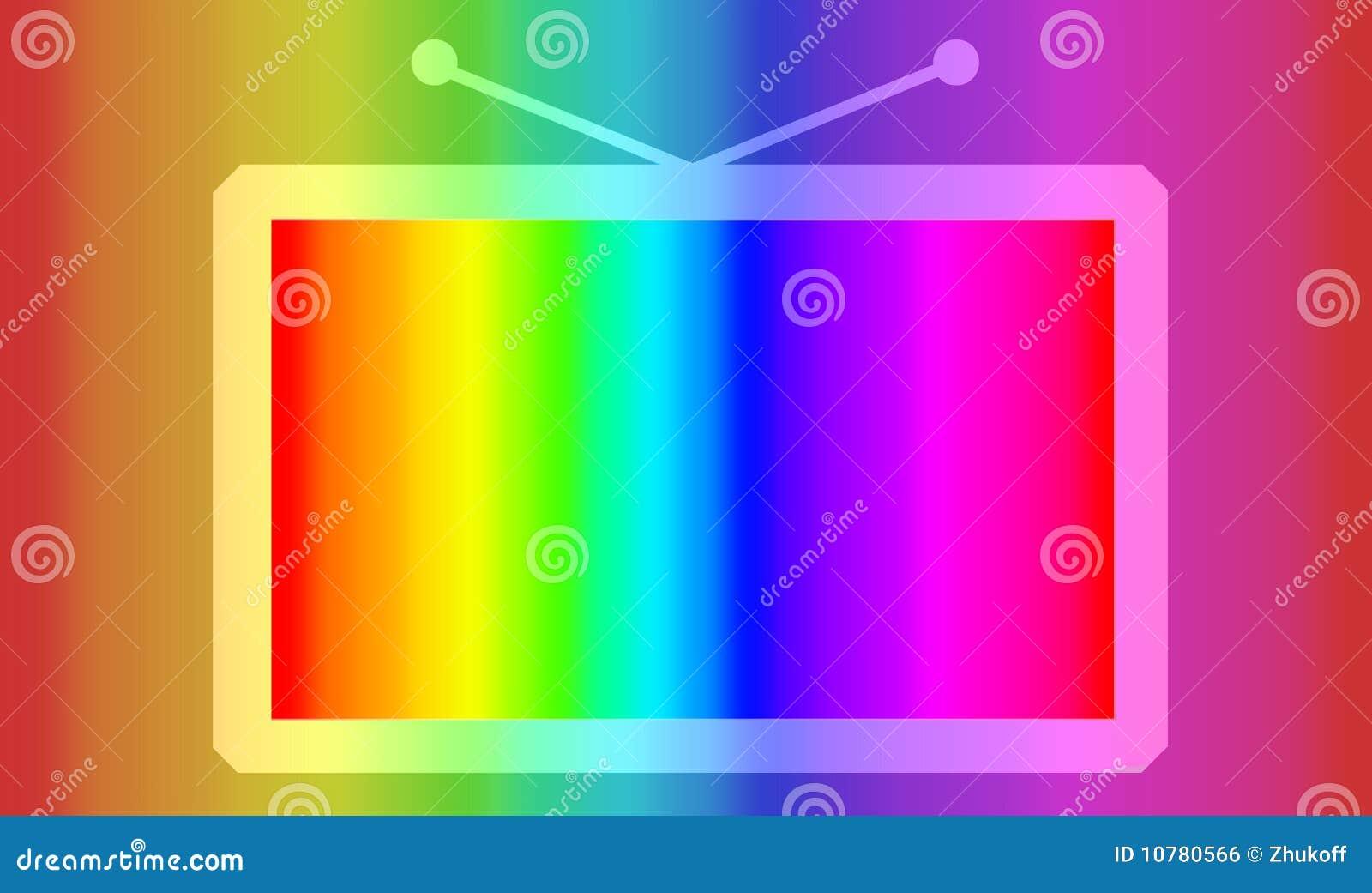 TV van de kleur, samenvatting
