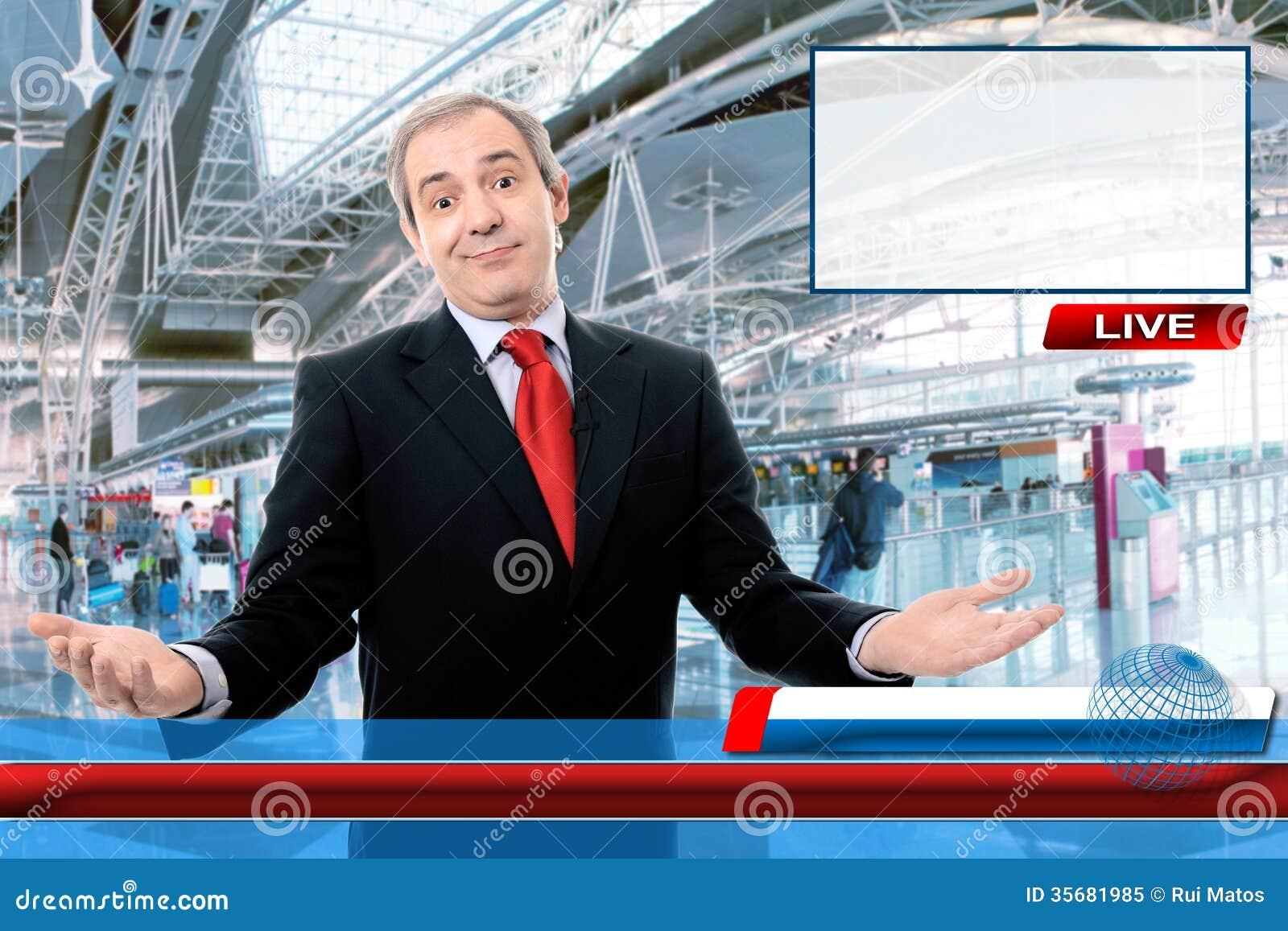 TVnyheternareporter