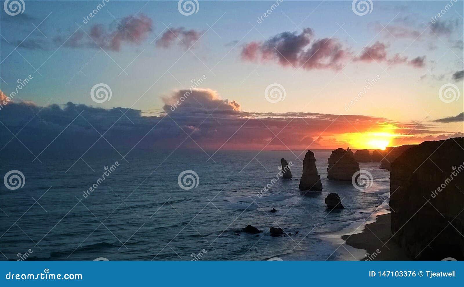 Twaalf Apostelen langs de Grote Oceaanweg