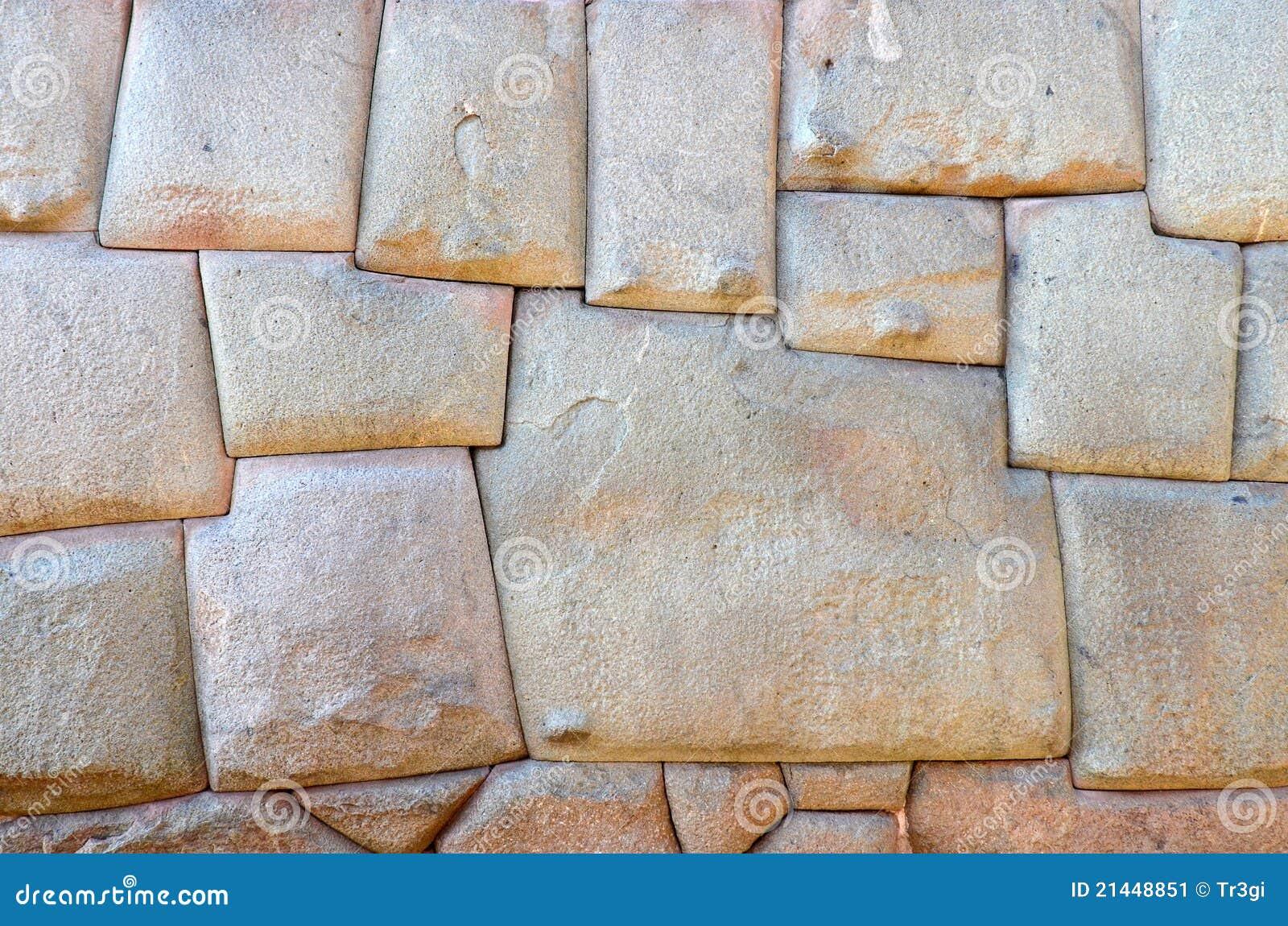 Twaalf opgeruimde steen in de muur inca stock afbeelding afbeelding 21448851 - Muur steen duidelijk ...
