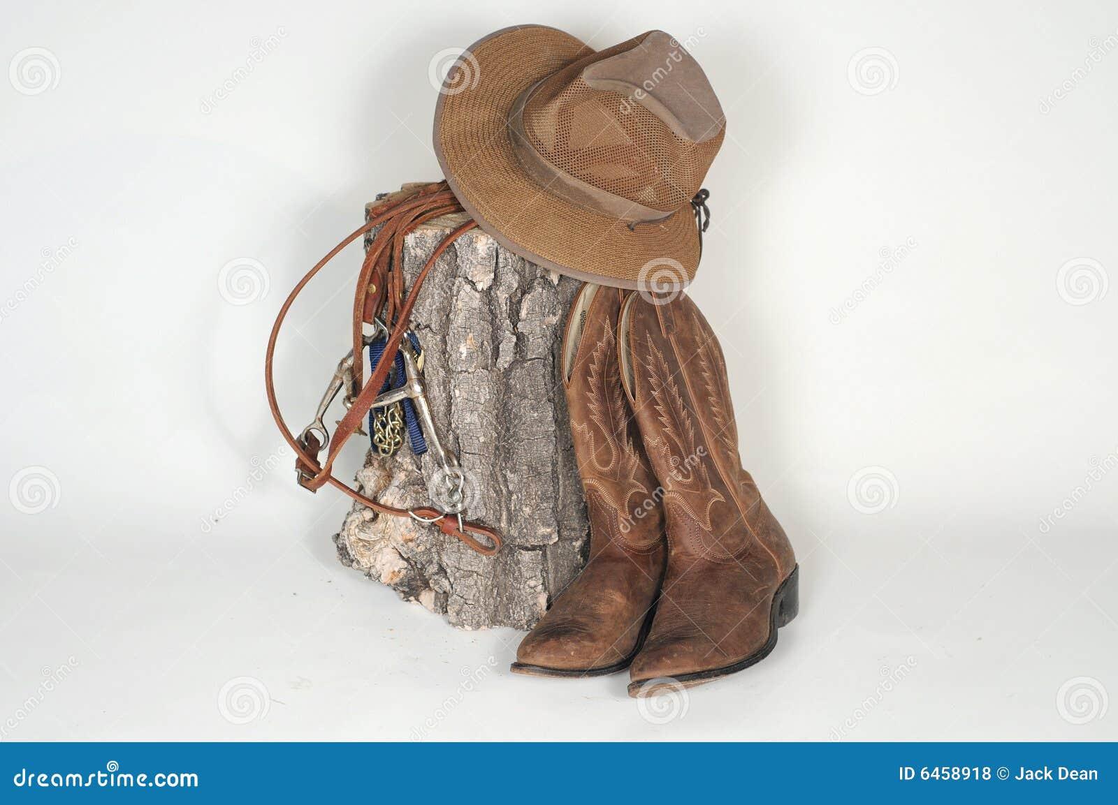 Twardziel lejcowy buta w kapeluszu