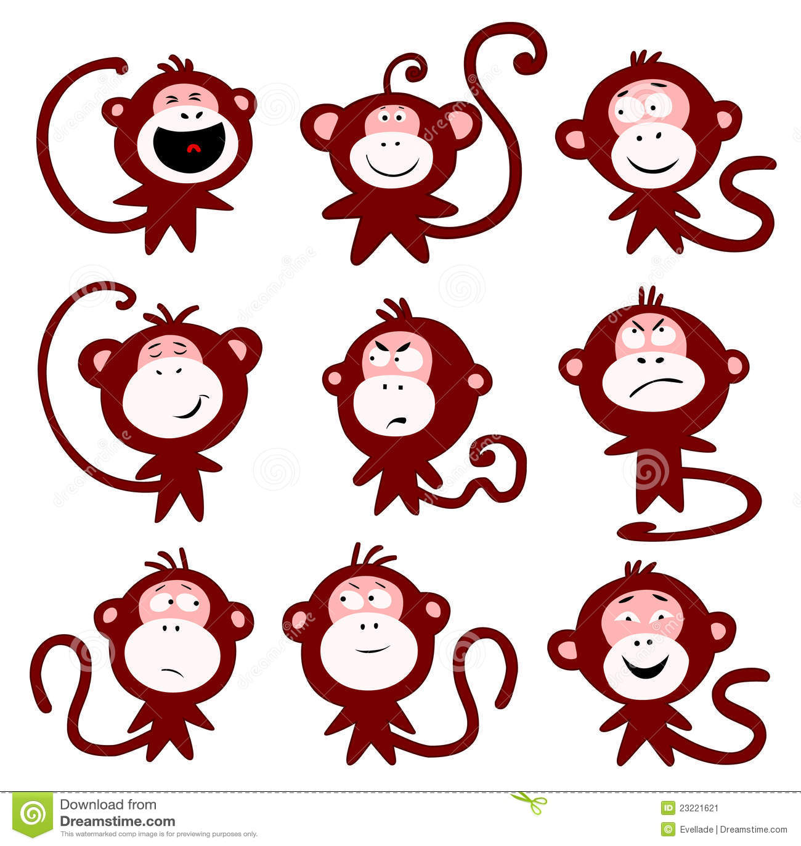 Twarzy małpa