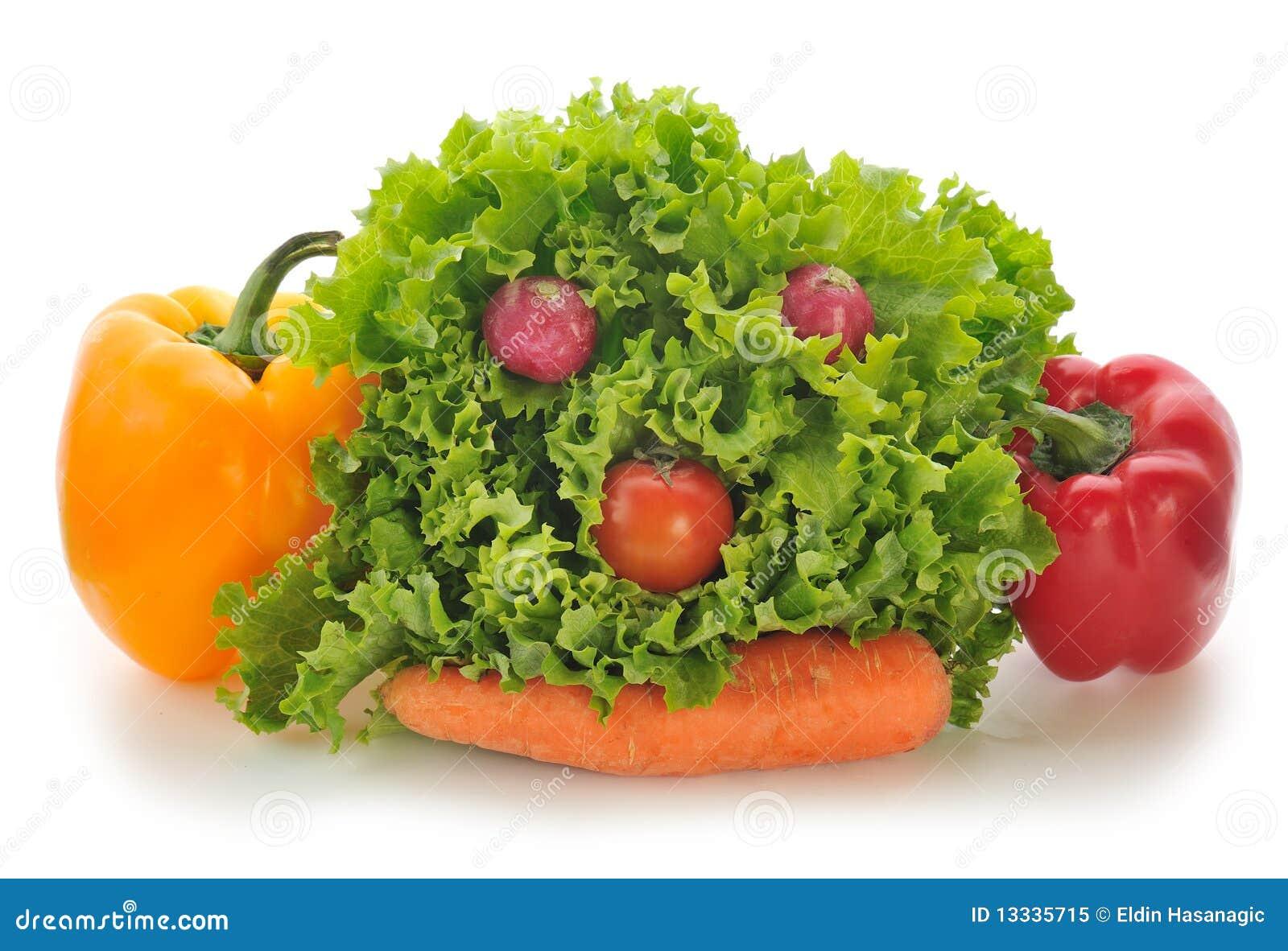 Twarzy warzywo