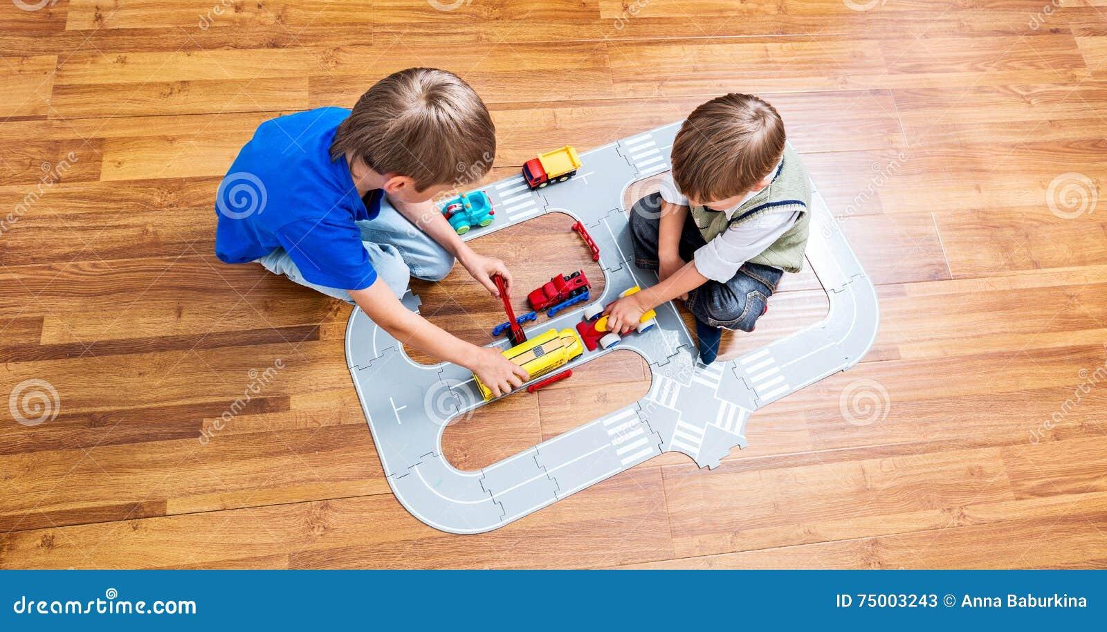 Twee broersspelen
