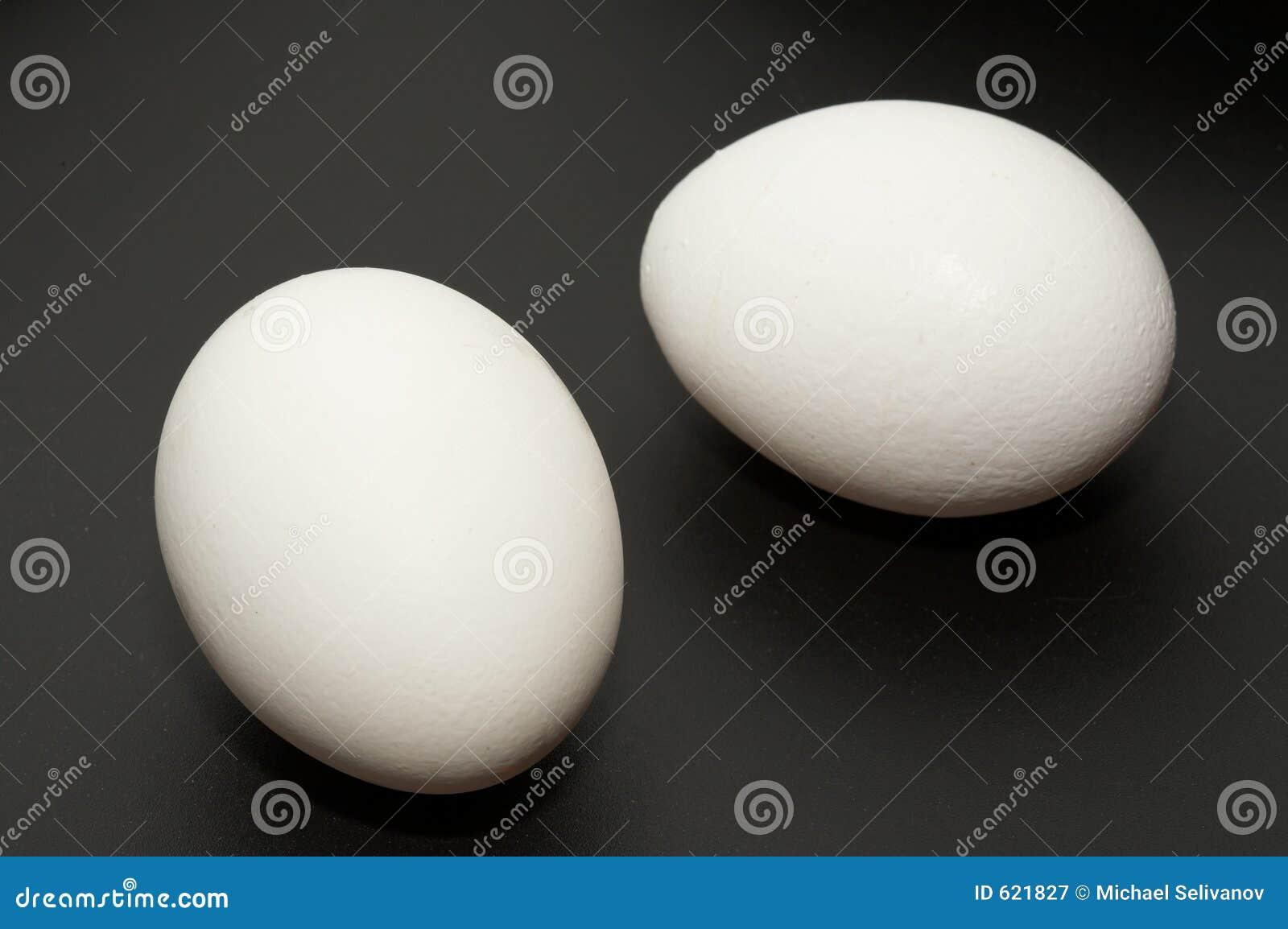 Twee eieren