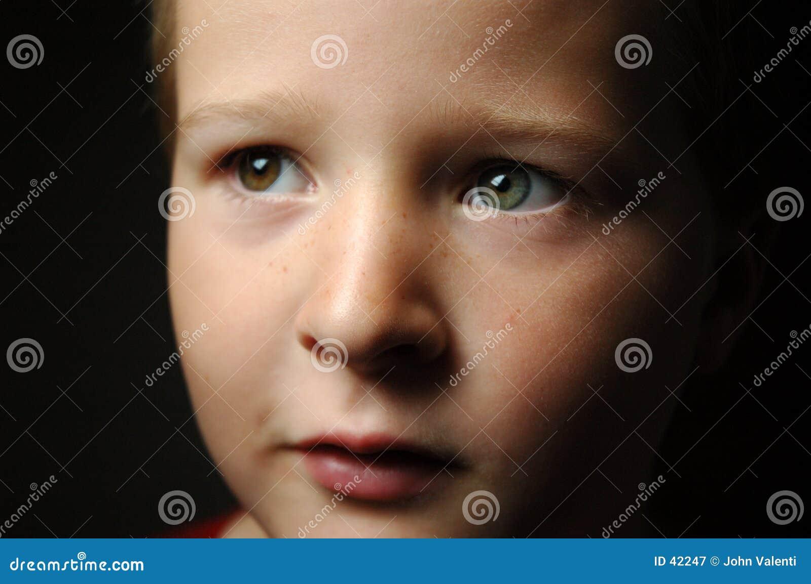 Twee Gekleurde ogen