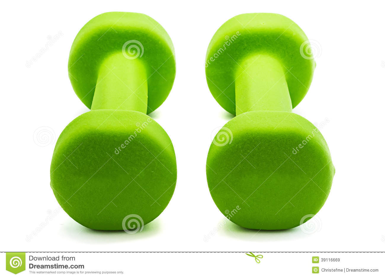 Twee groene domoren
