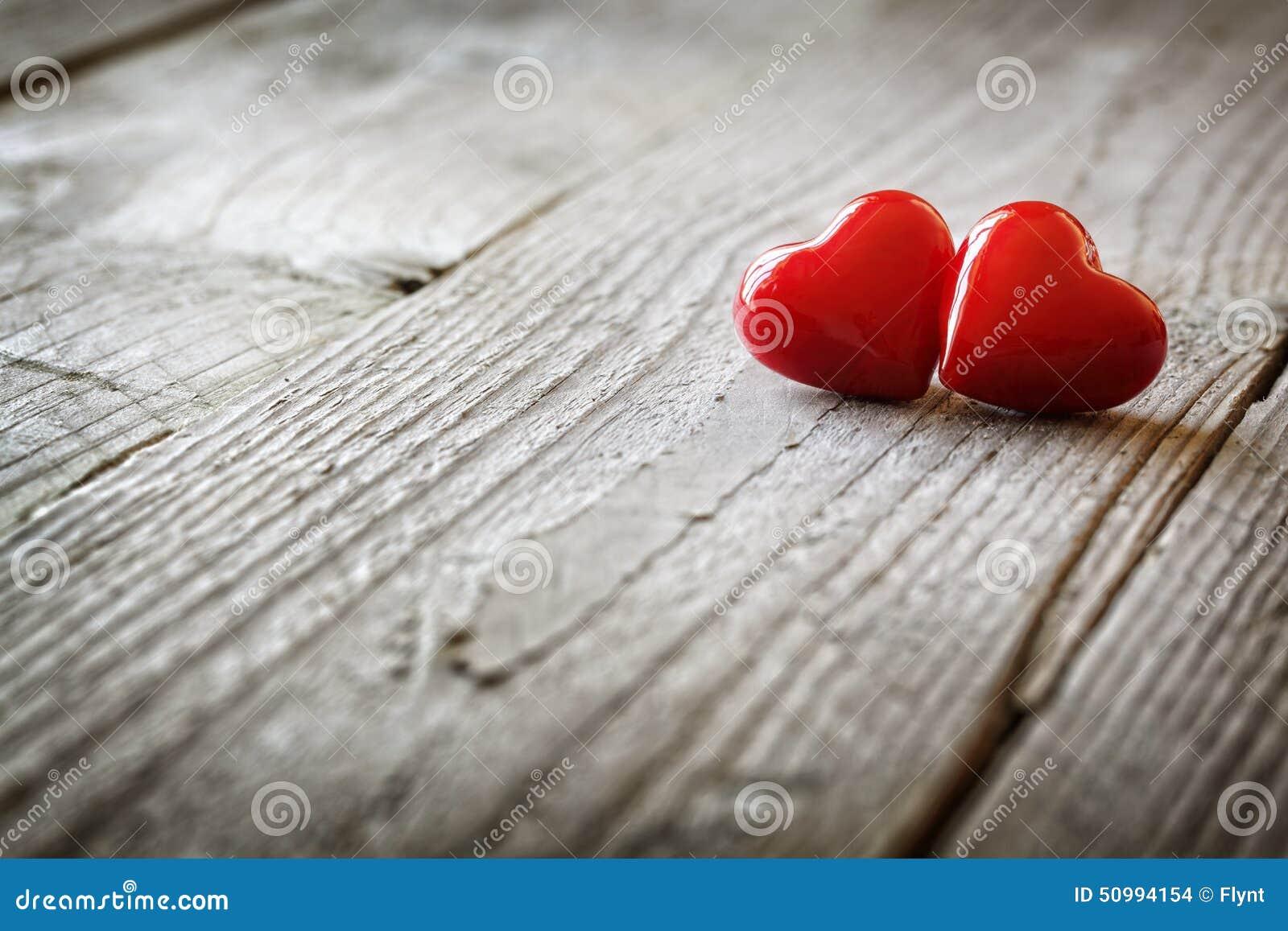 Twee harten in liefde