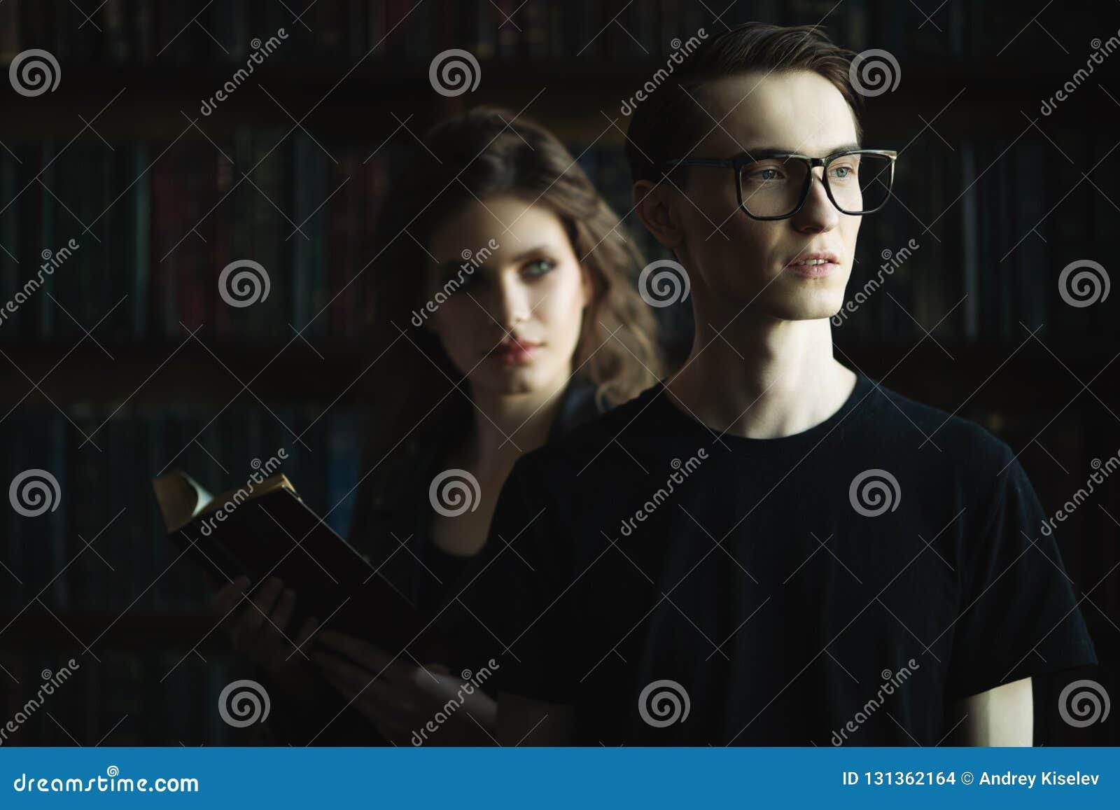 Twee jongeren