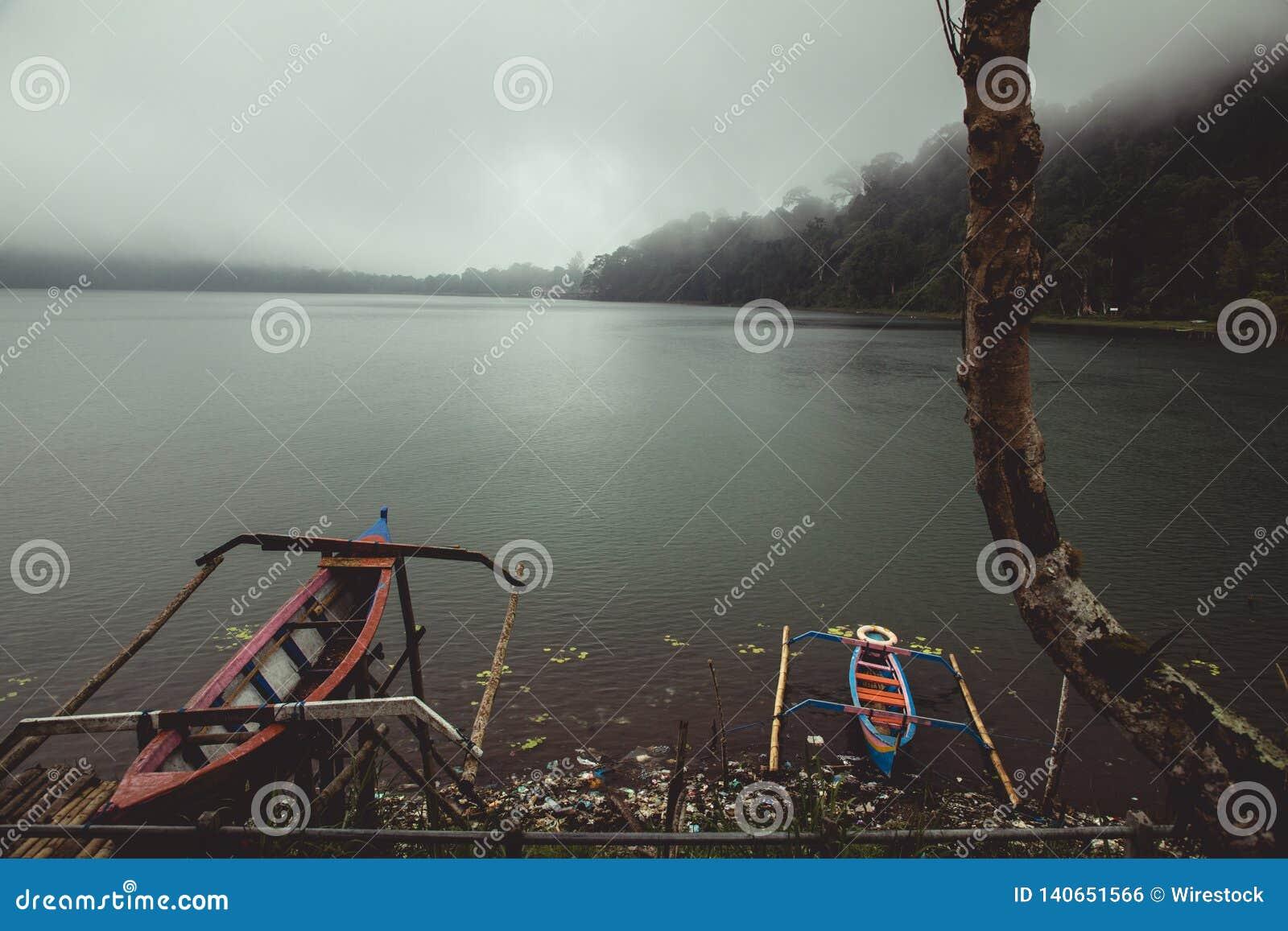 Twee kleine kano s