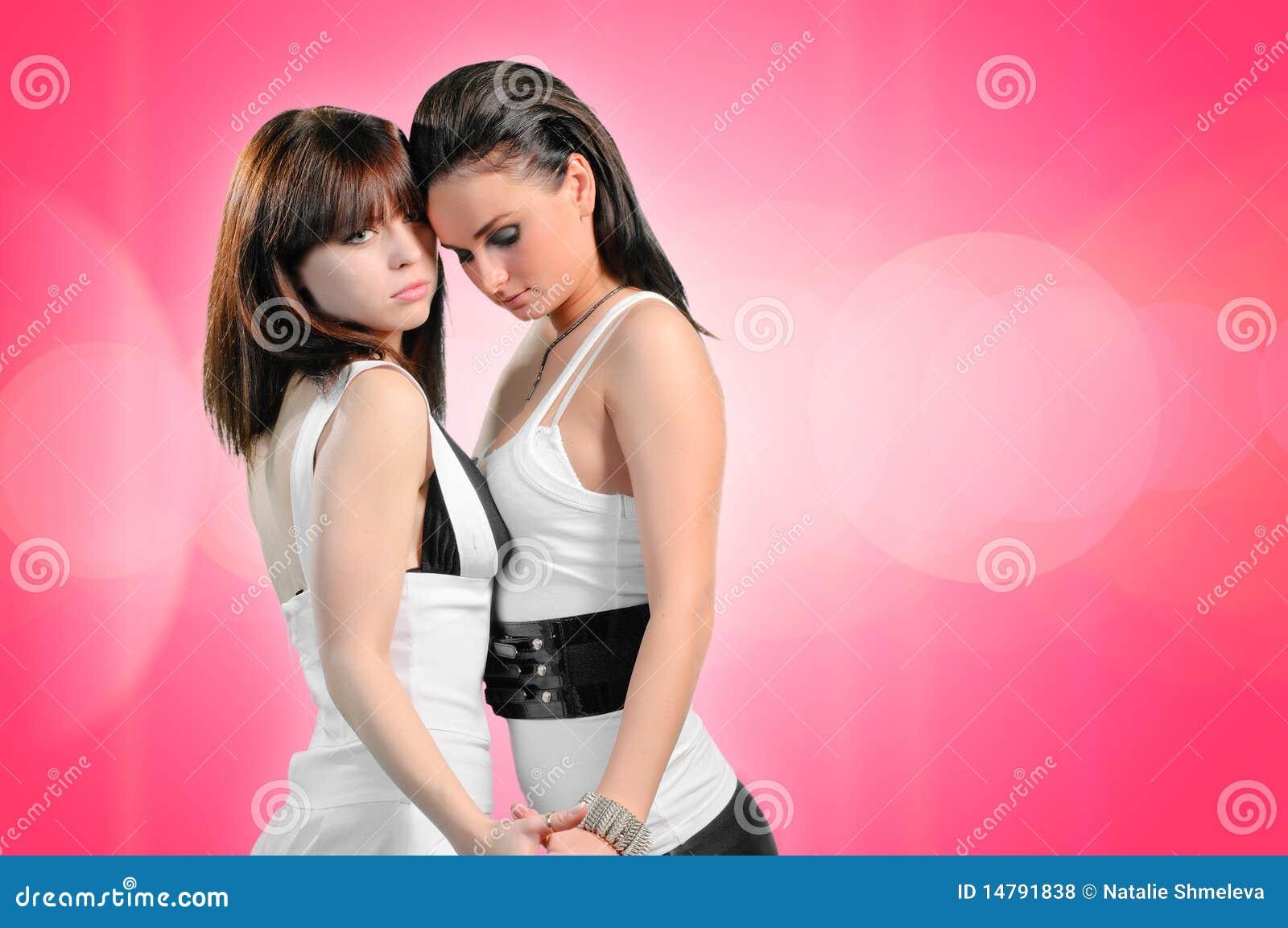 twee meisjes vingeren lesbische gratis