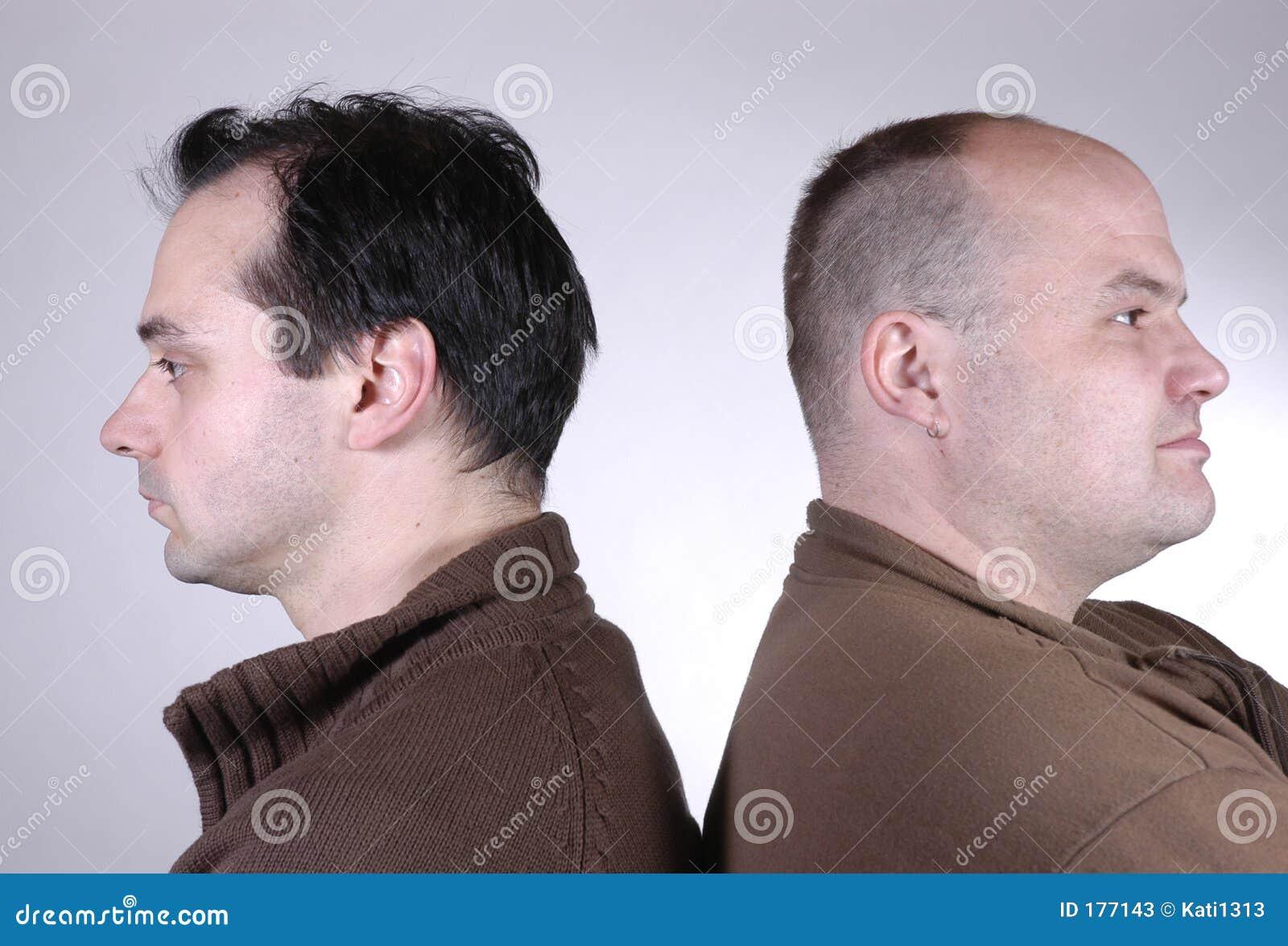 Twee mensen III