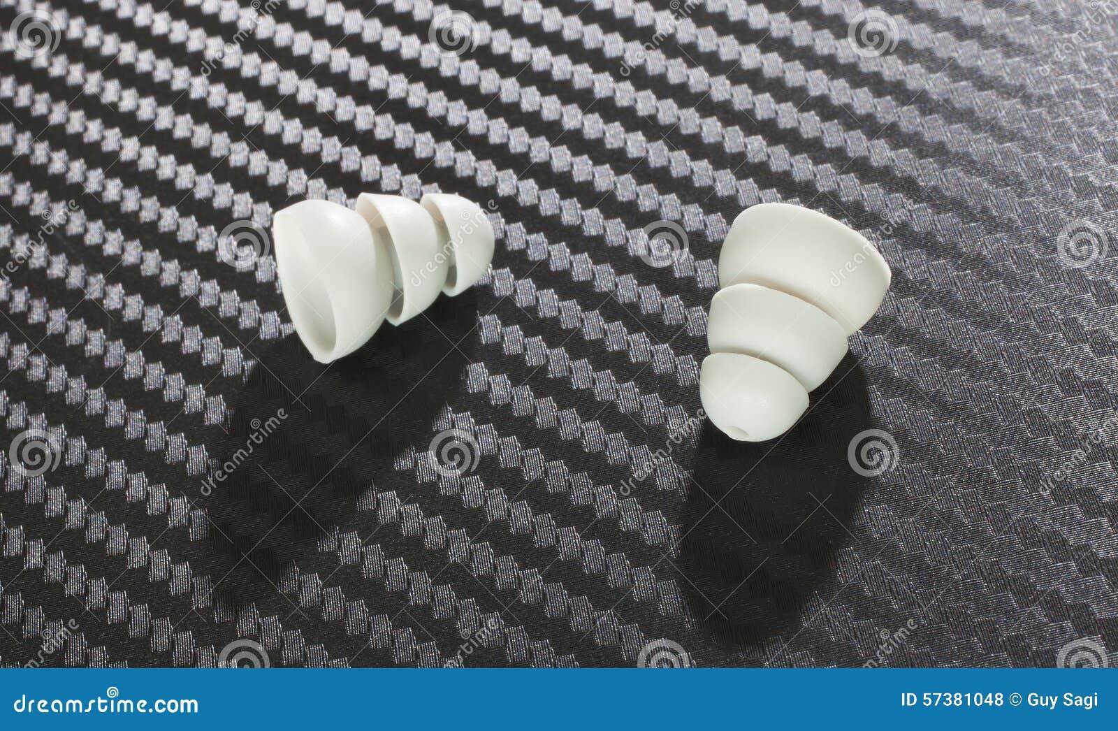 Twee oortelefoons