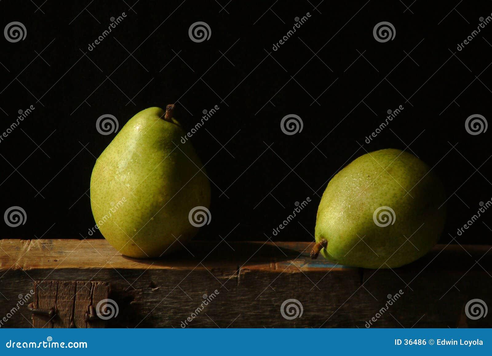 Twee peren