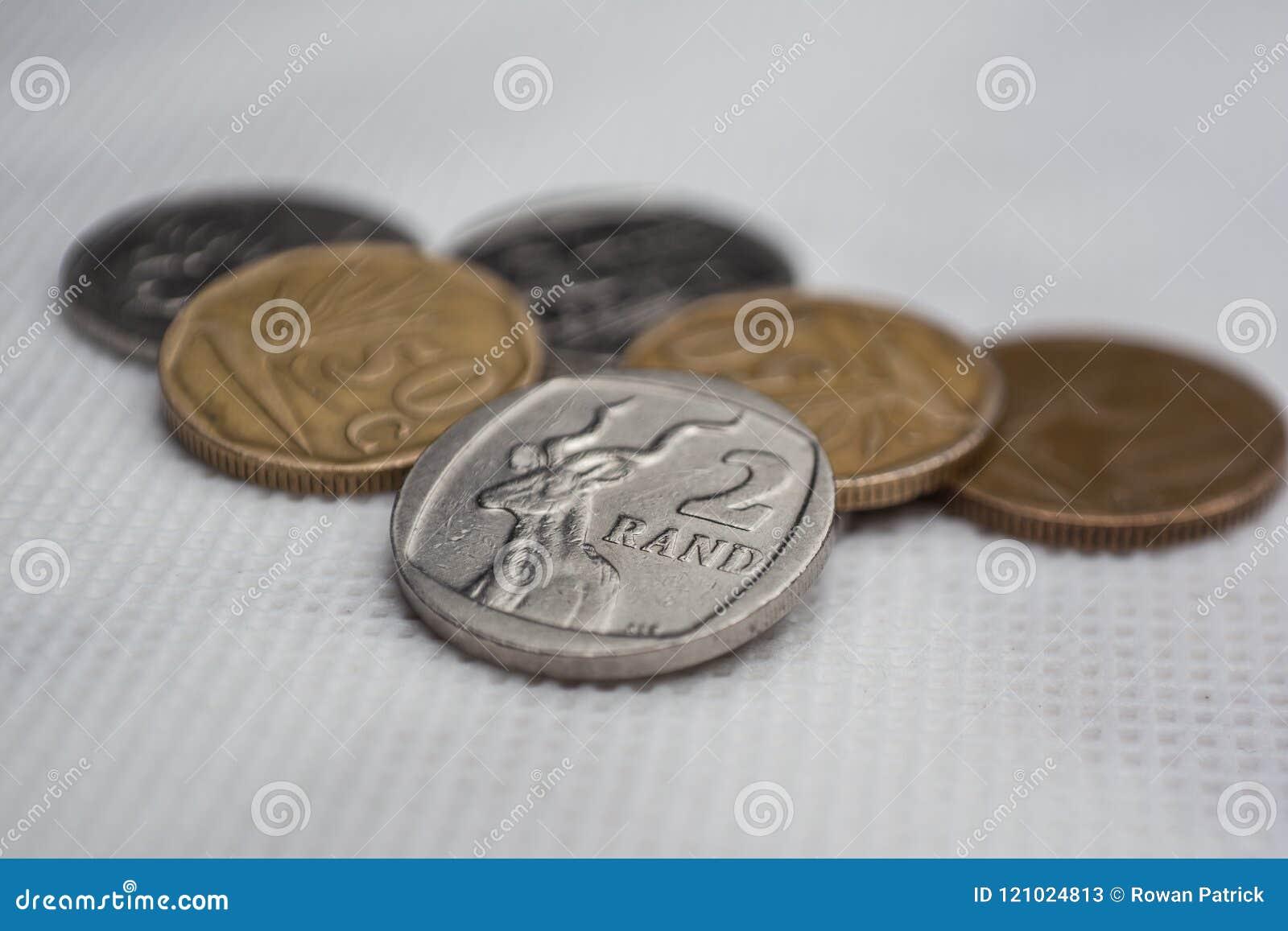 Twee Rand Coin