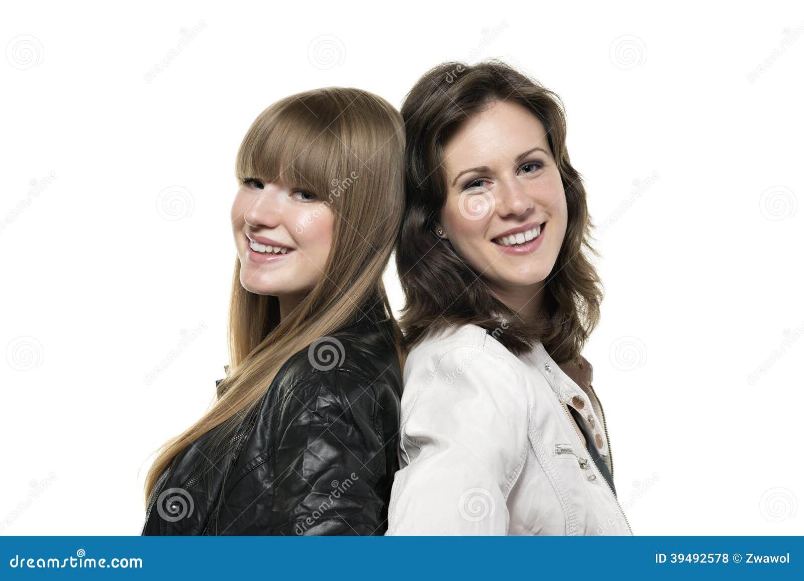 Citaten Uit Twee Vrouwen : Twee vrouwen rijtjes stock foto afbeelding bestaande uit