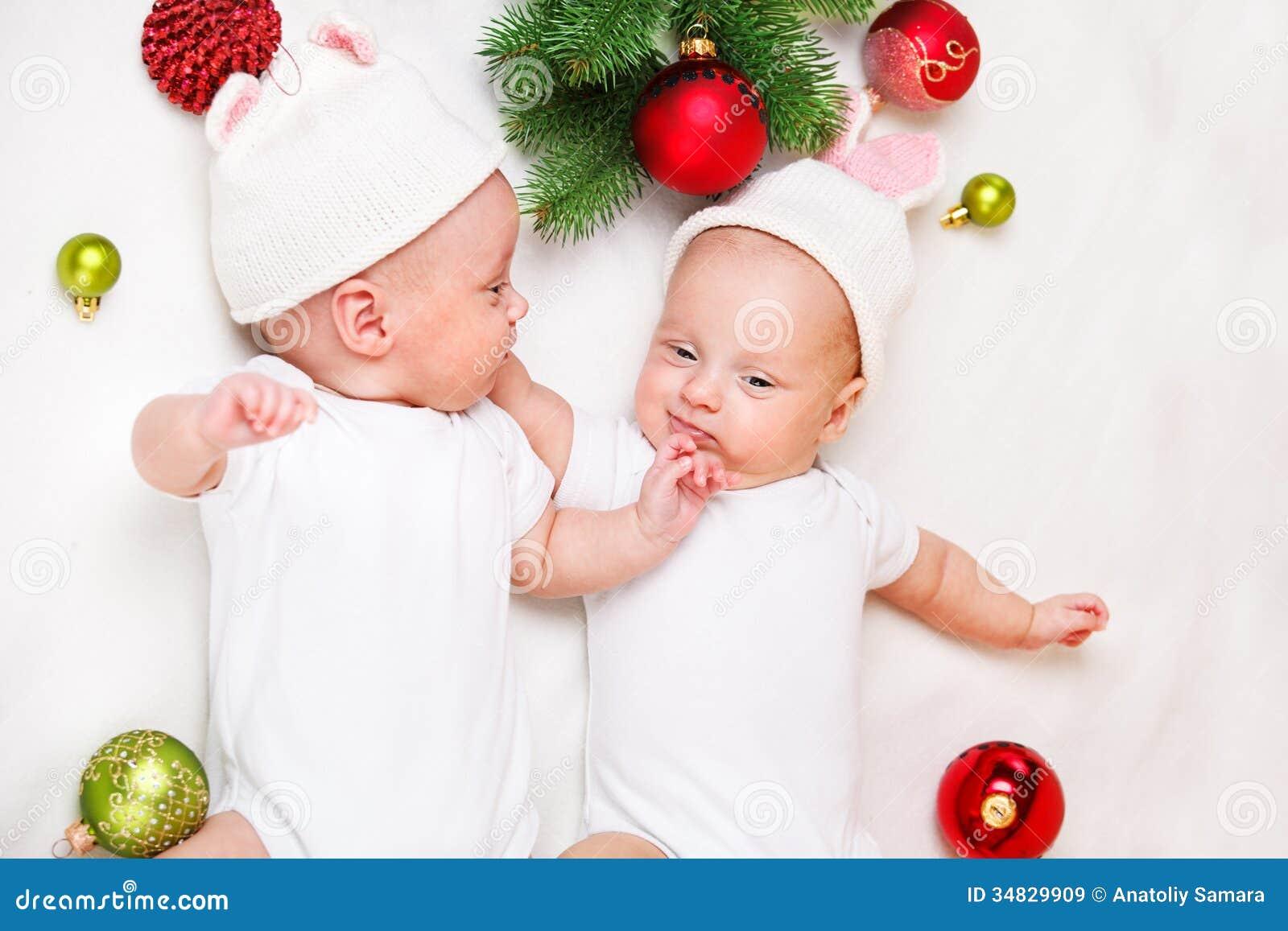 Tweelingbabys