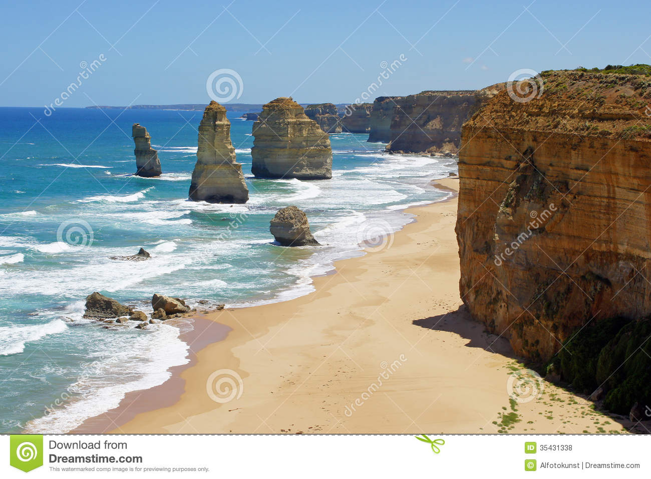 Great Ocean Road - Port C Australia  city images : Twelve Apostles, Great Ocean Road, Australia Royalty Free Stock Photos ...