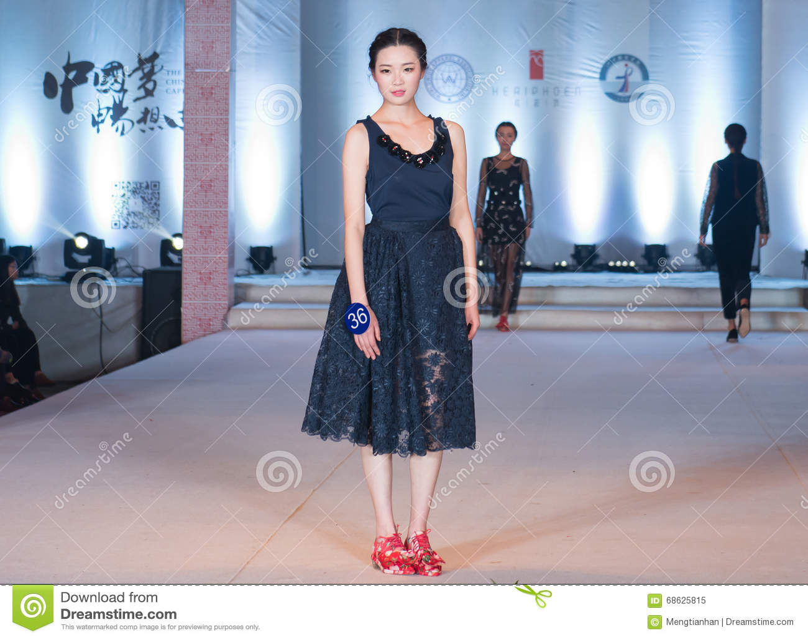 Fourth Series Clean Environment Fashion Show Editorial