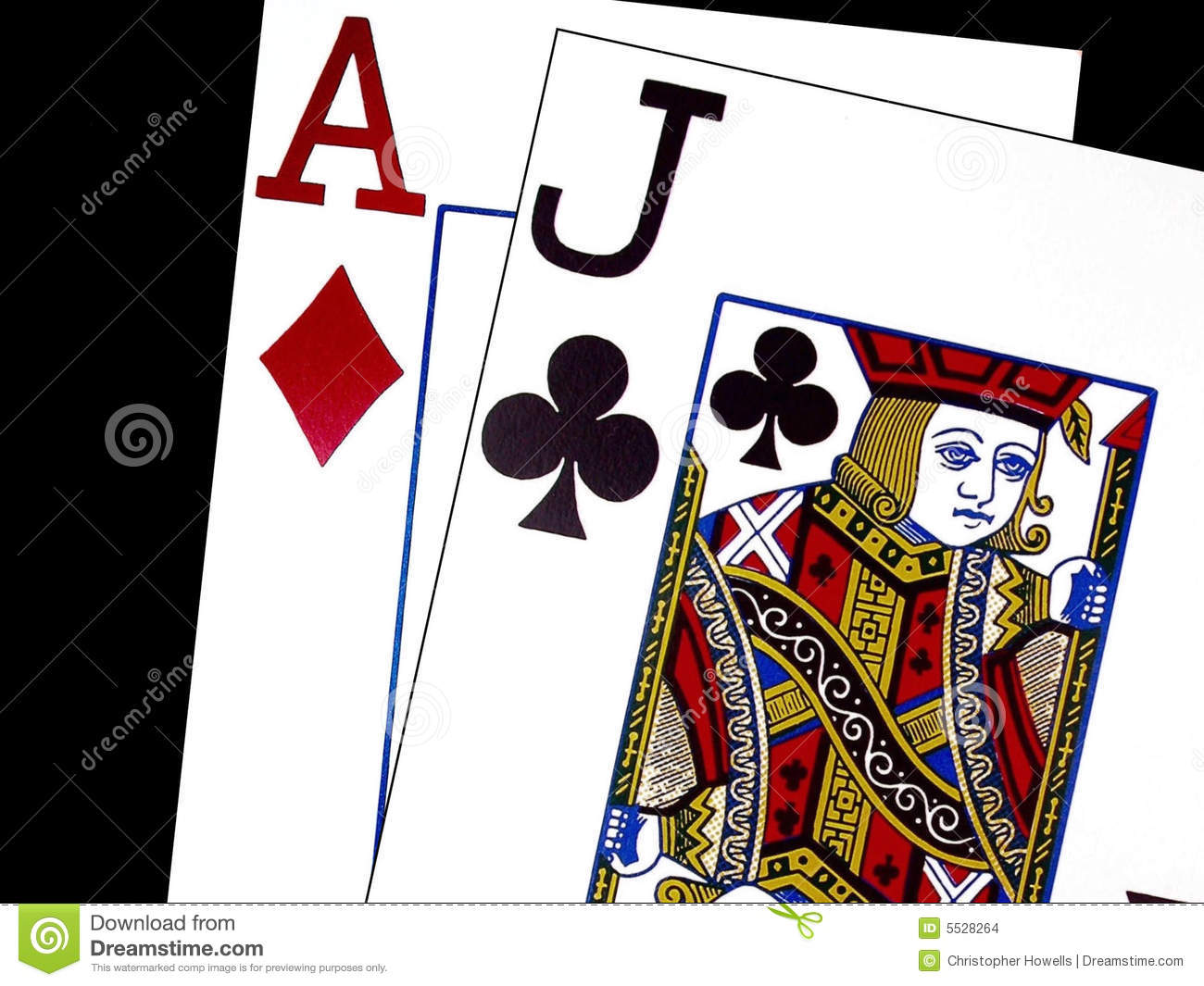 aces and 8s lottery ticket jack card images