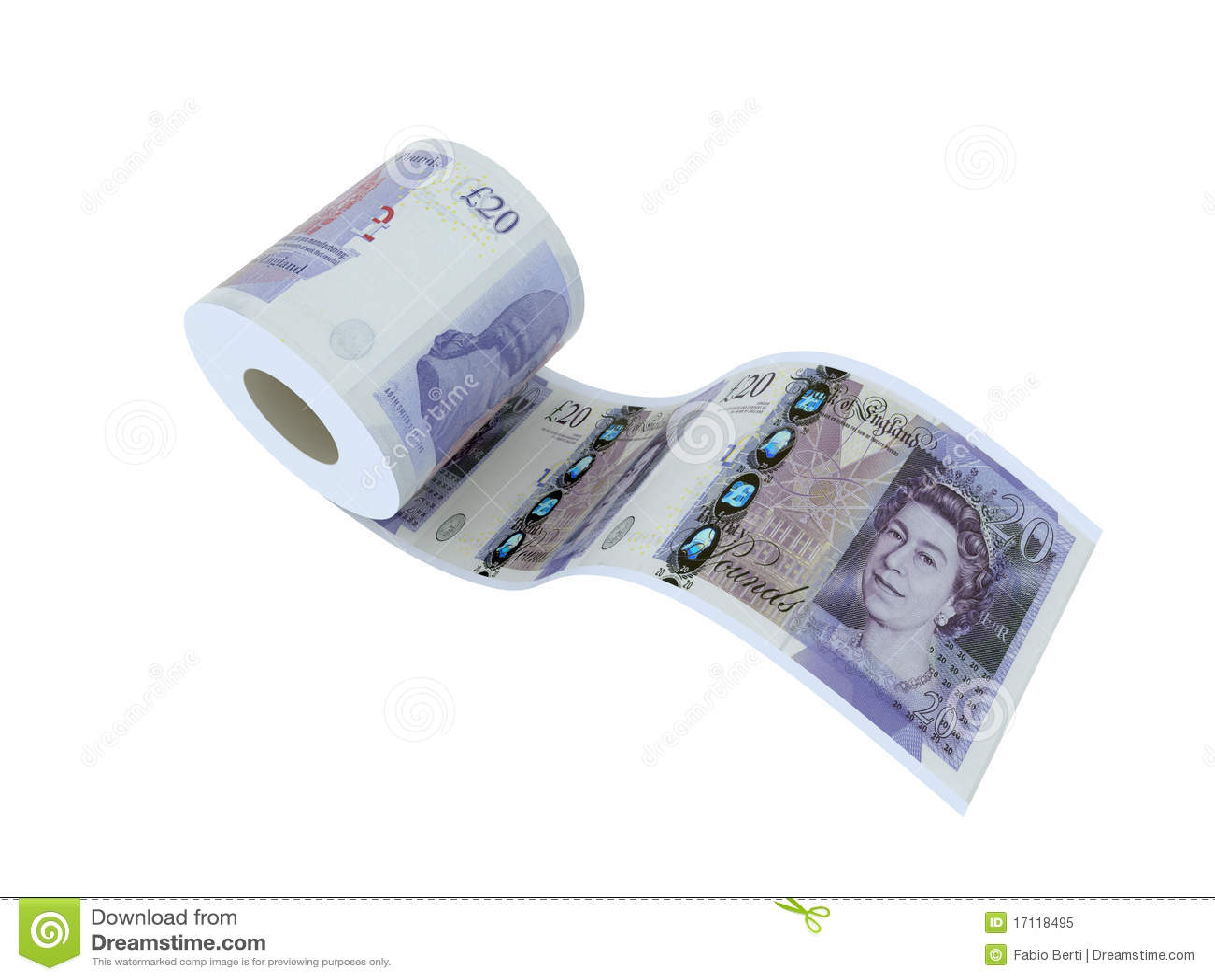 Toilet Paper Dollar
