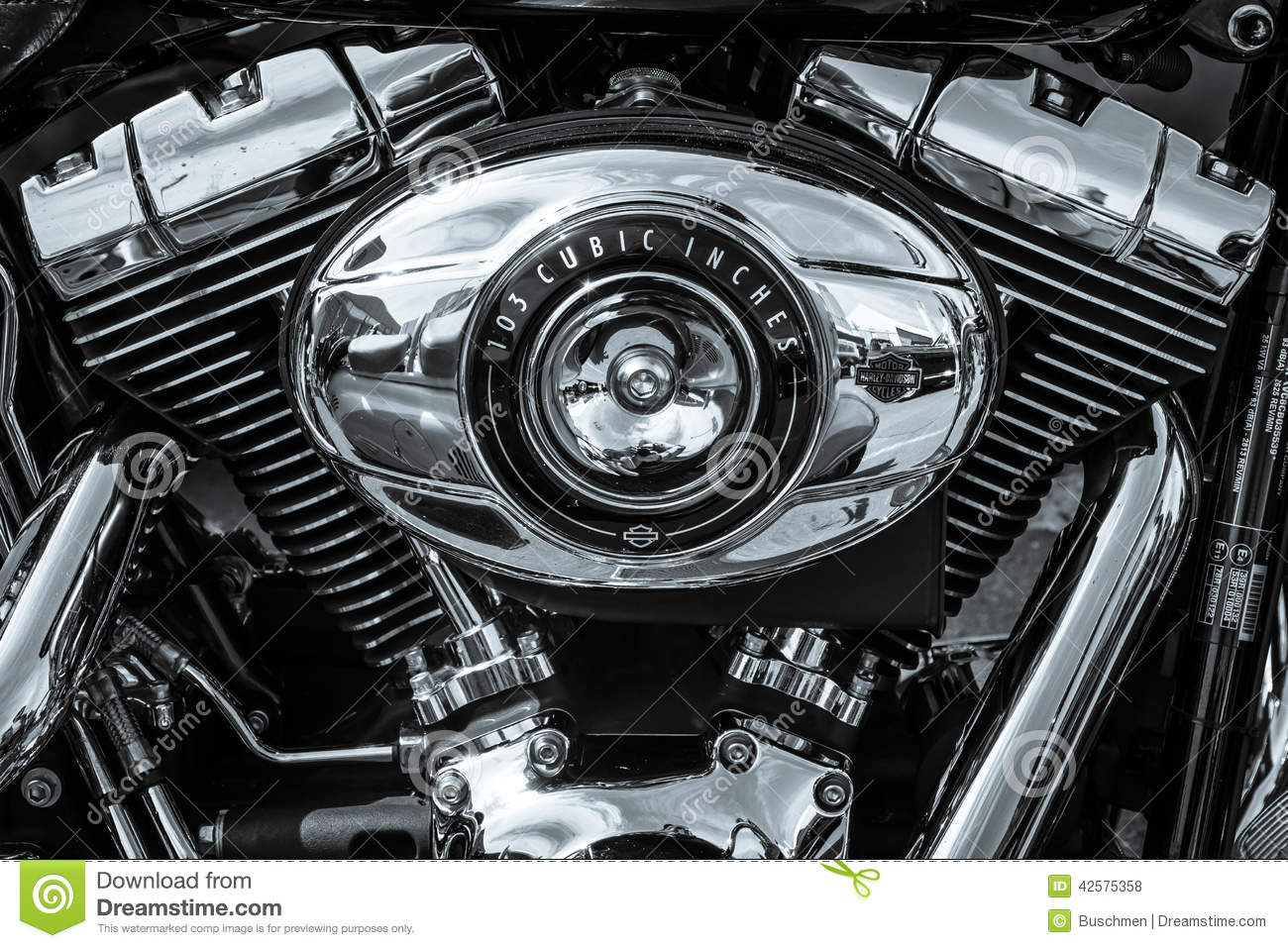 twin cam engine closeup motorcycle harley davidson softail berlin germany may black white th oldtimer day berlin 42575358 twin cam 103 engine closeup of motorcycle harley davidson softail harley davidson motorcycle diagrams at gsmx.co