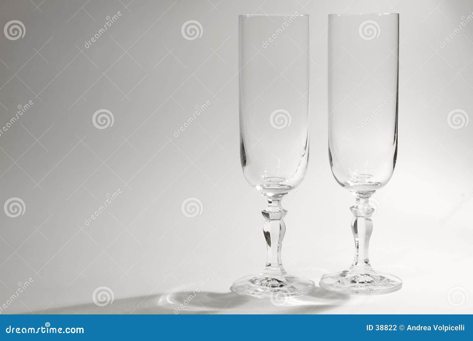 Twin glasses