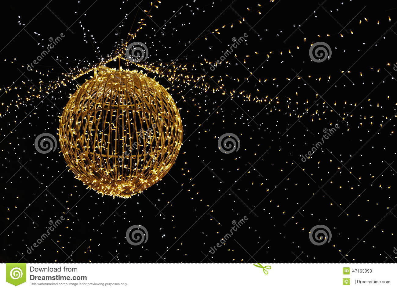 download twinkling christmas lights stock image image of twinkling 47163993