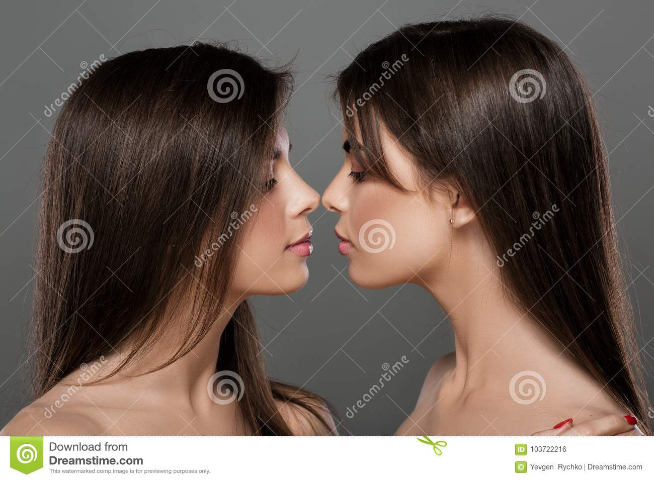 Congratulate, twins lesbians kissing opinion
