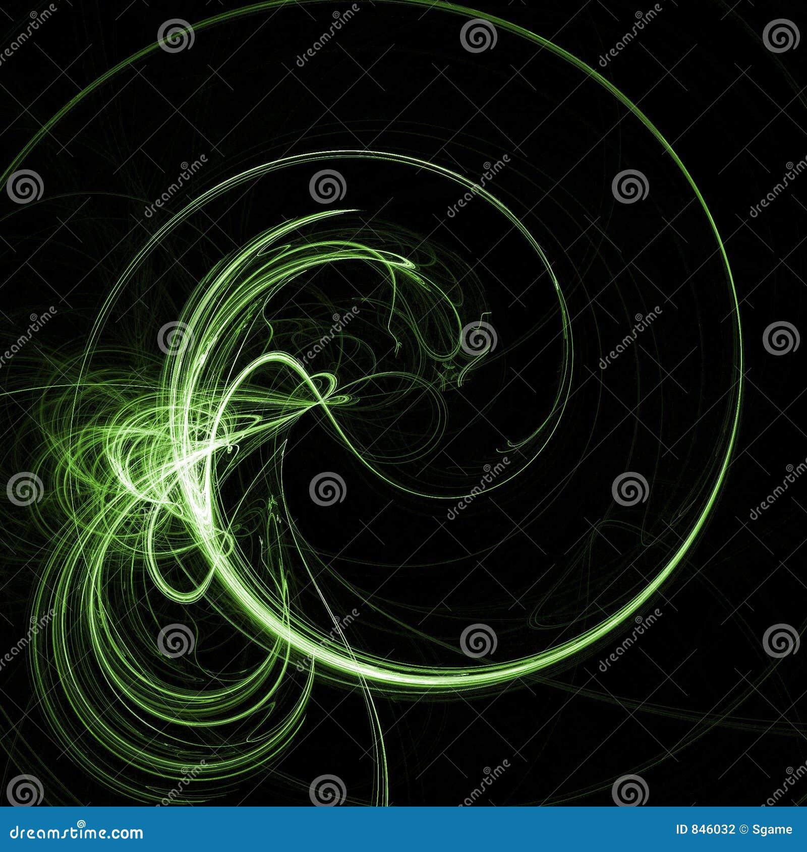 Twirl verde