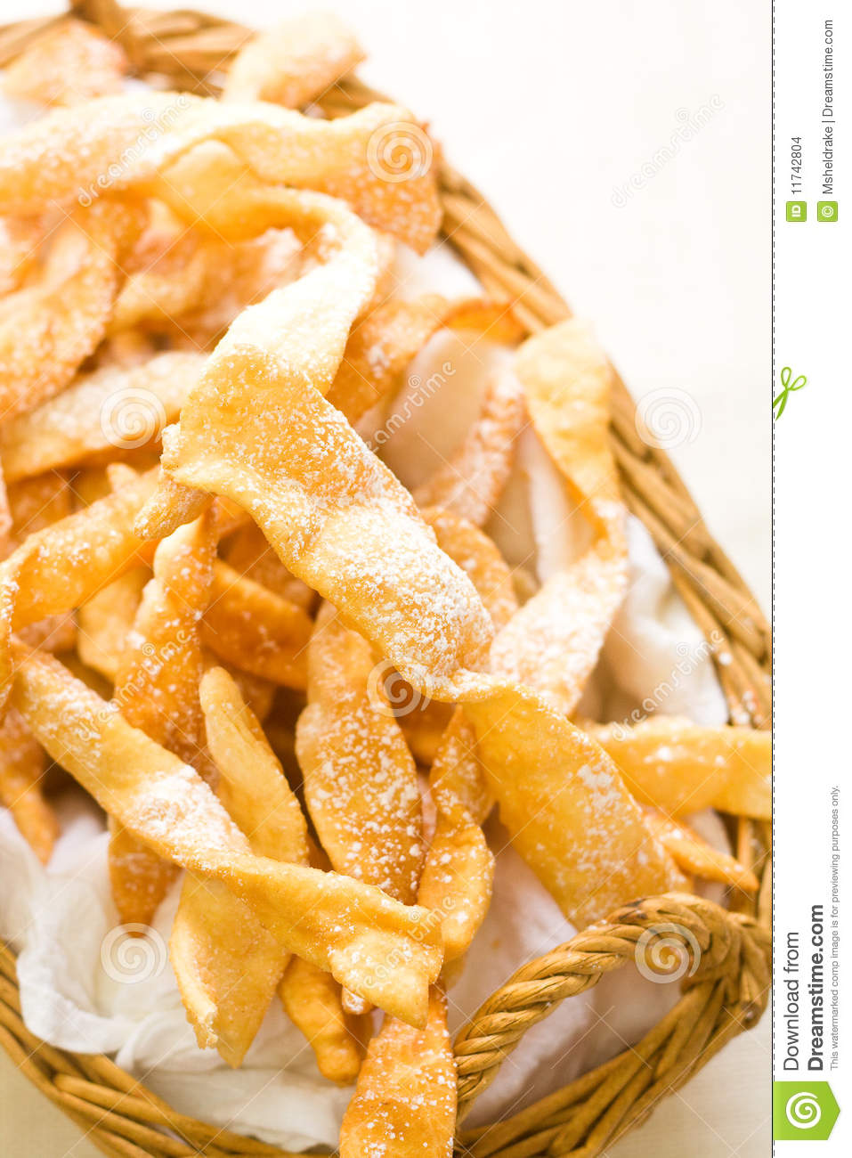 Twist Cookies Stock Images - Image: 11742804