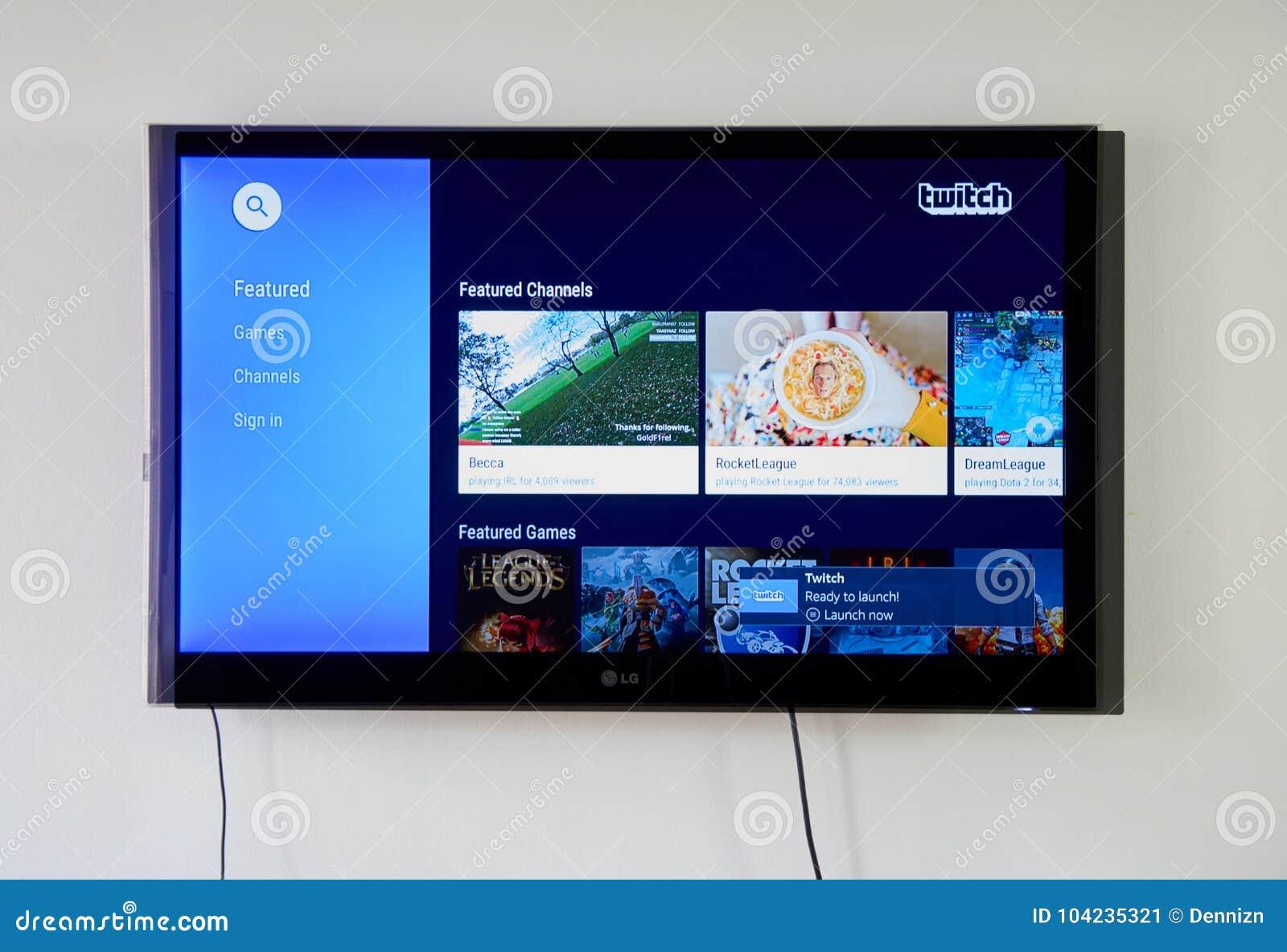 Lg Tv Twitch