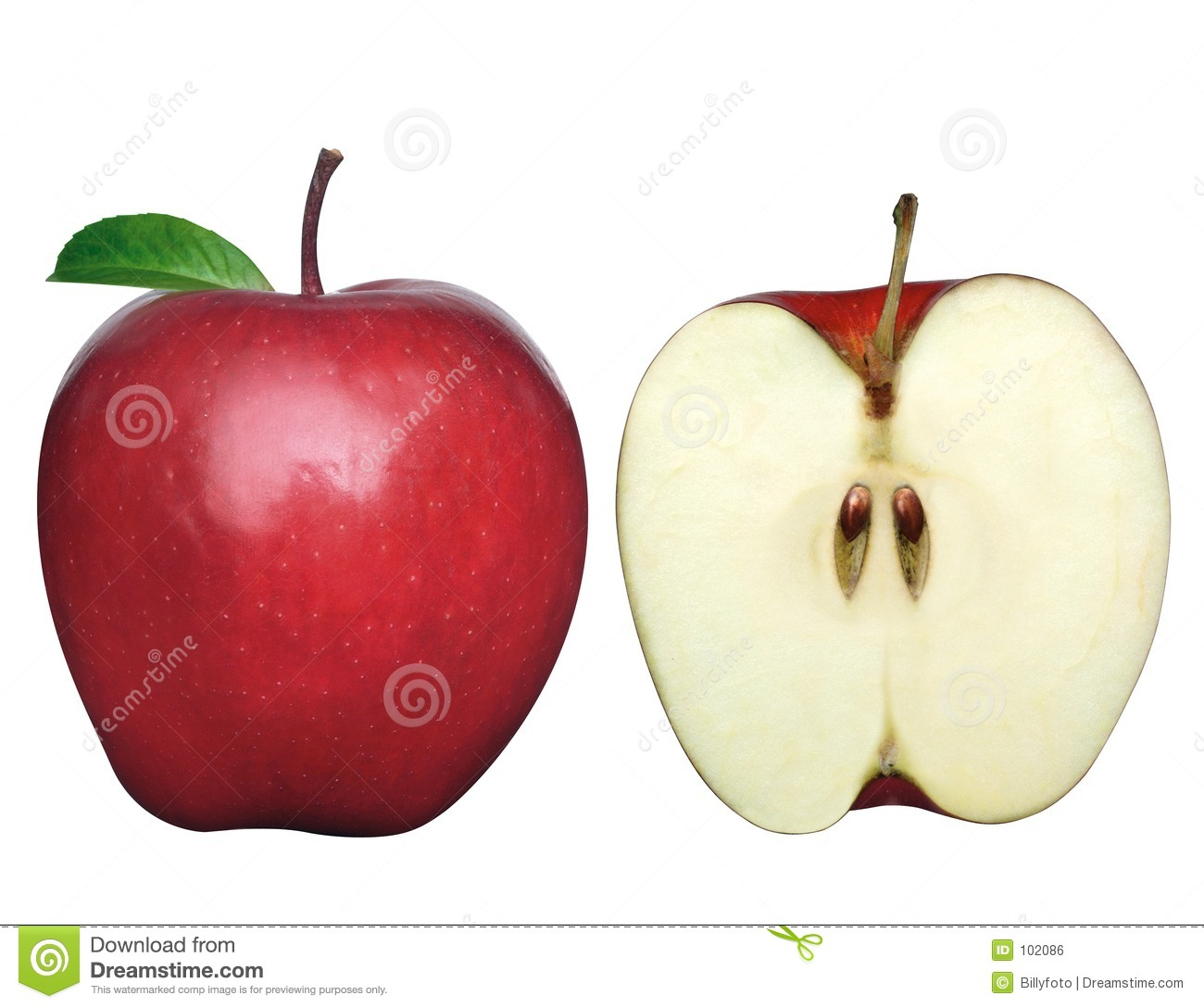 Two apples-2