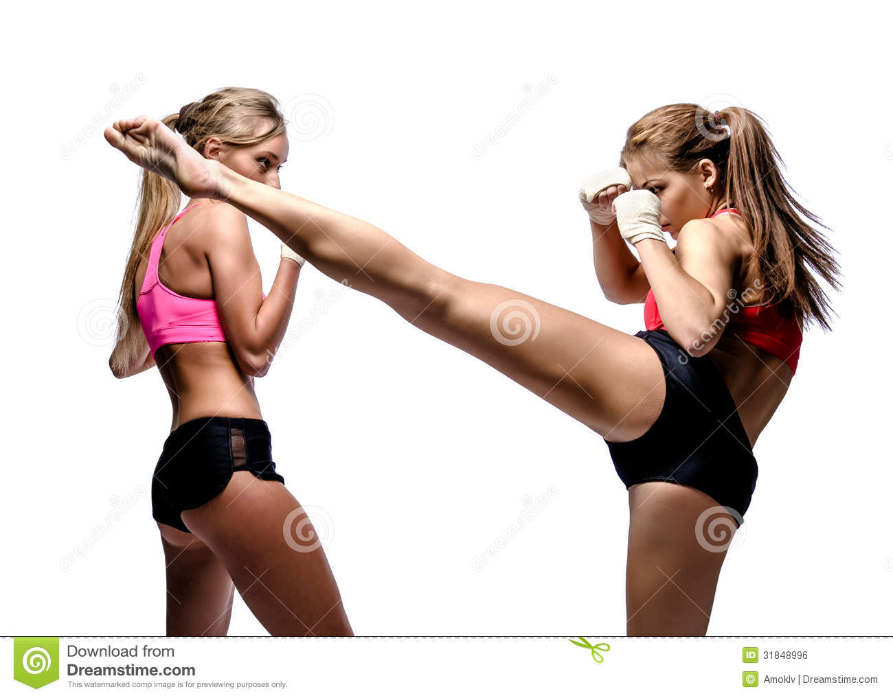 athletic two