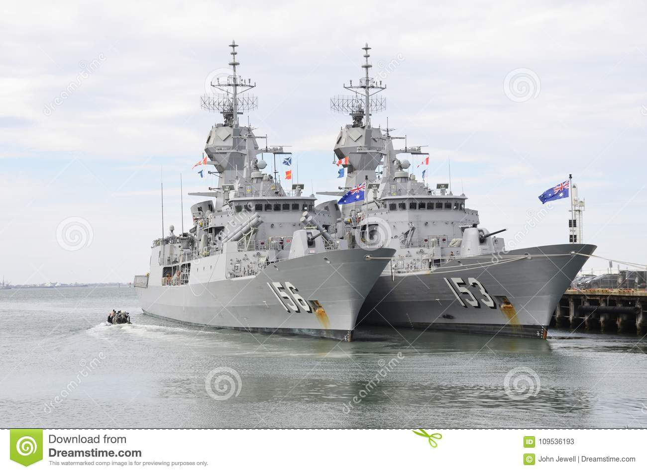 Two Frigate.