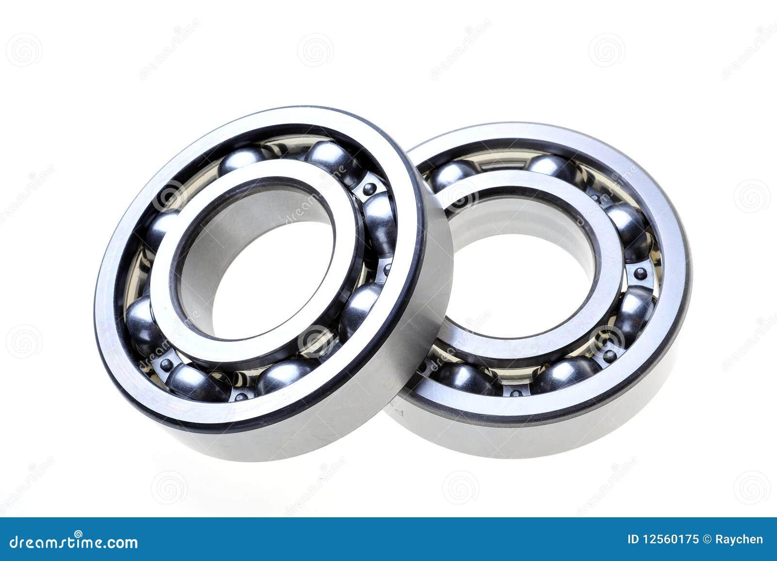 Two bearings