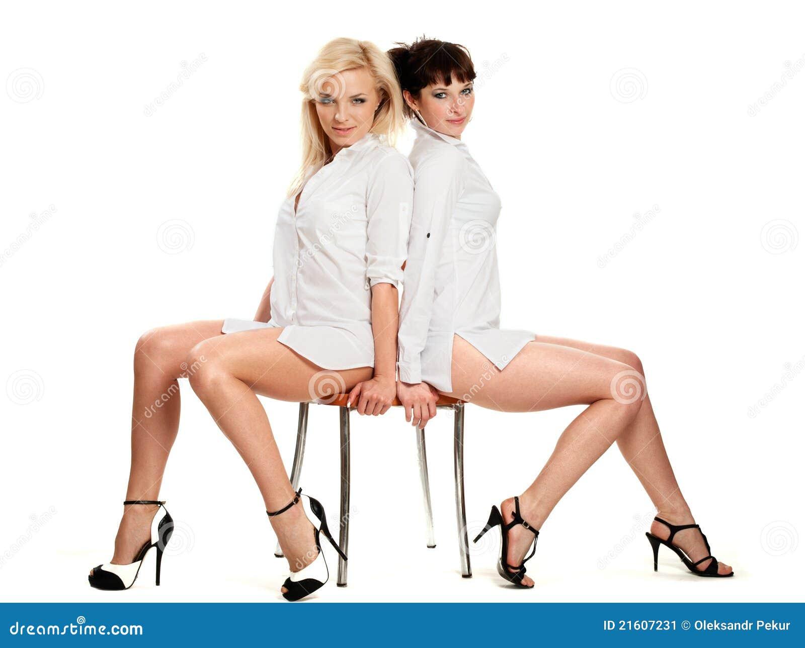 2 girls on 1 guy one girl is a virgin 10