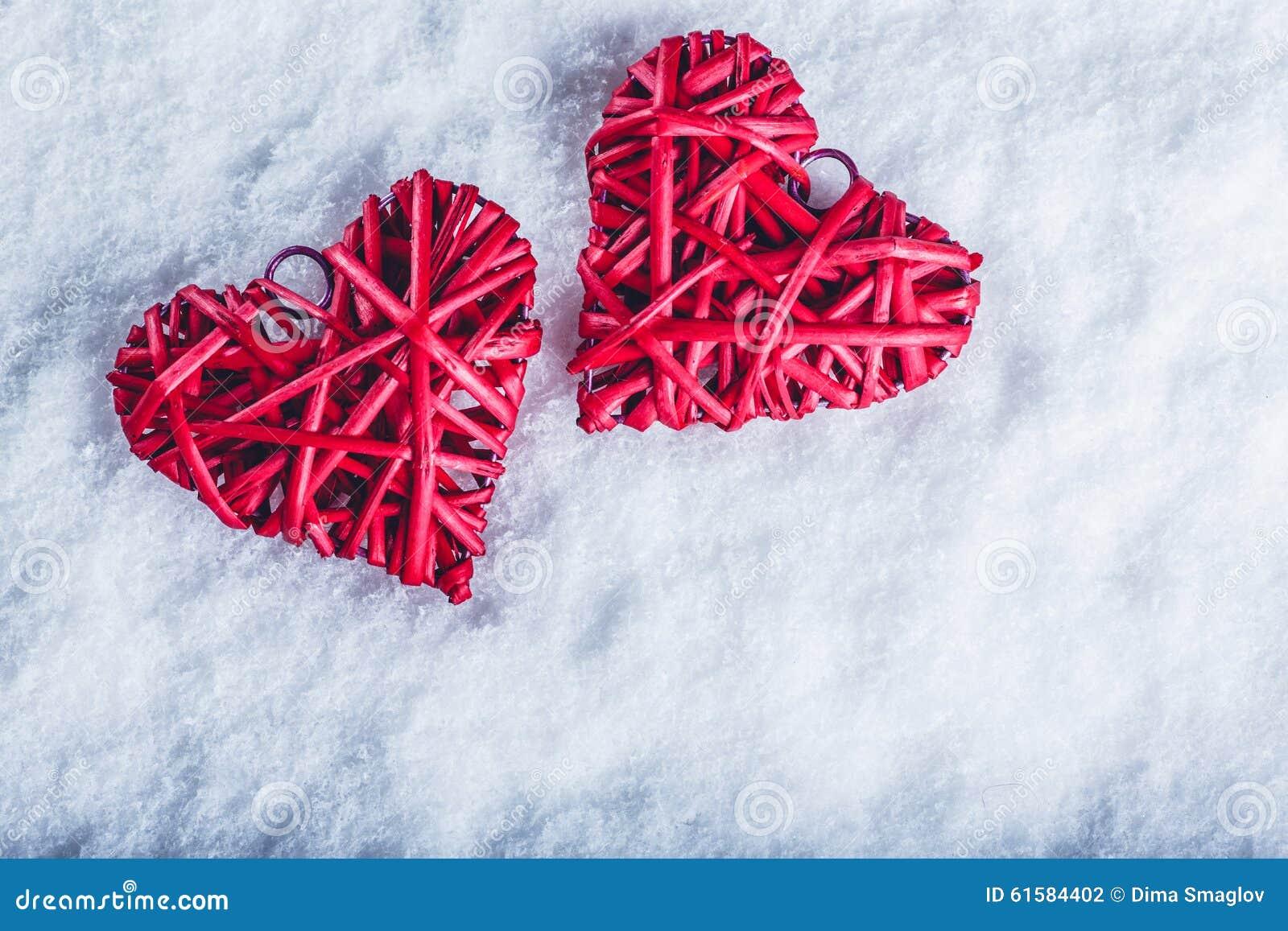 354 best ☆ Un bleu d'hiver......... images on Pinterest ...   Hearts In Nature Winter