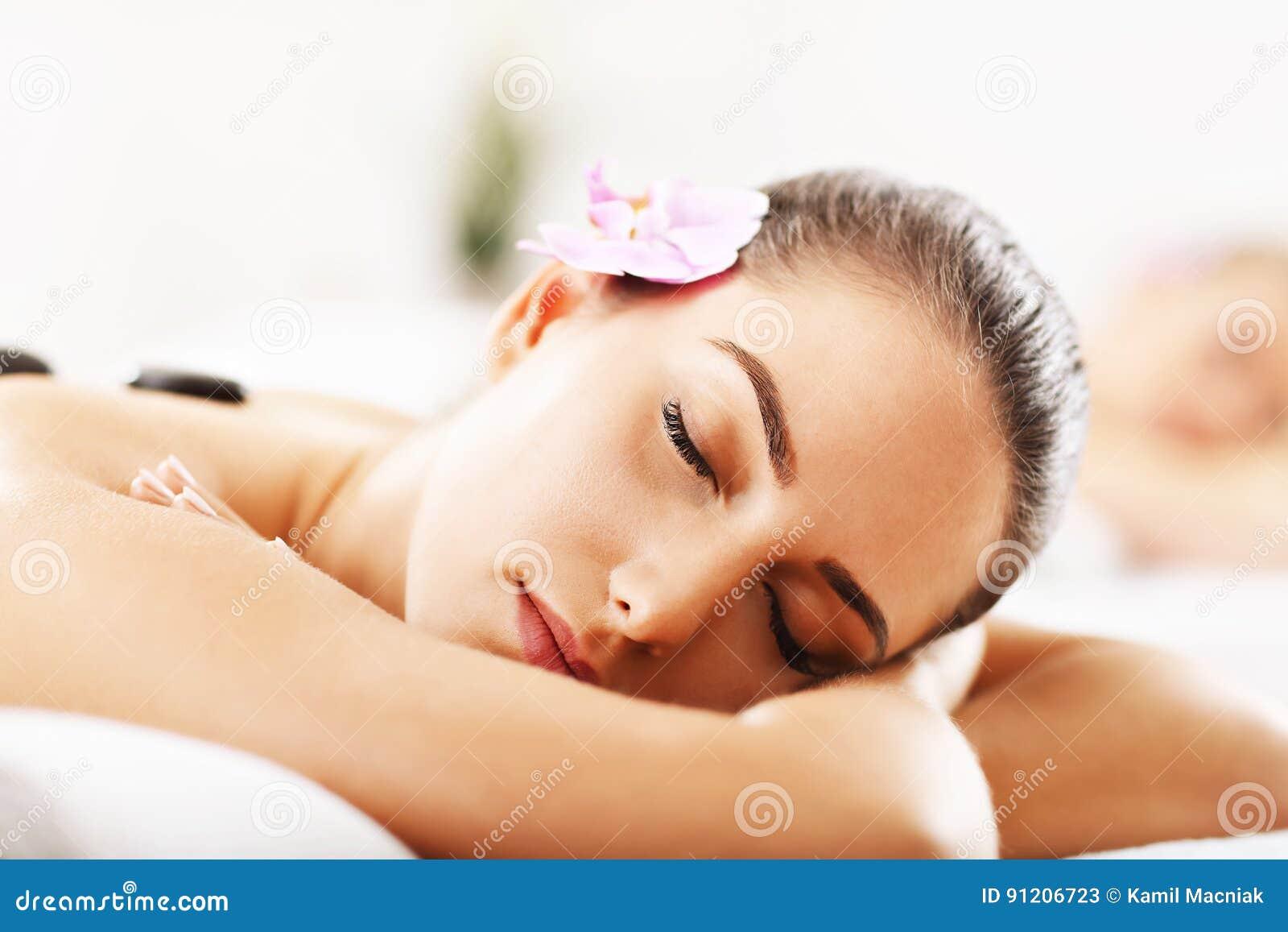 Beautiful Women Massage