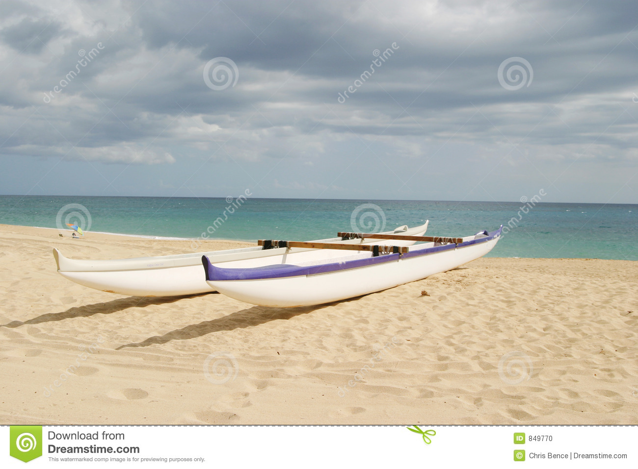 Two Boats on the Sand