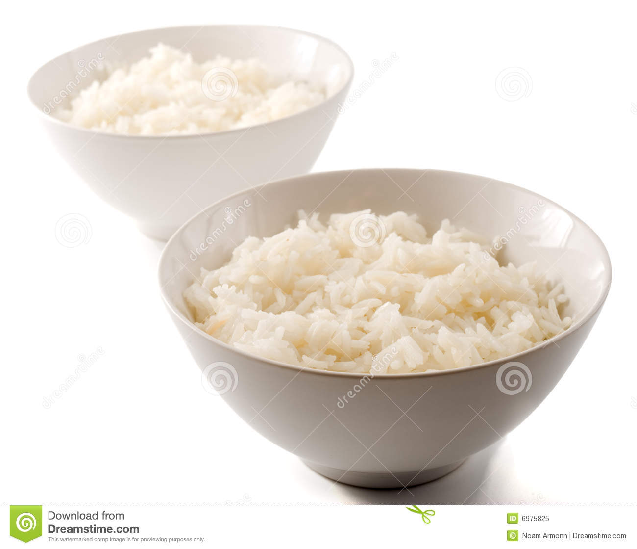 how to avoid eating raw rice