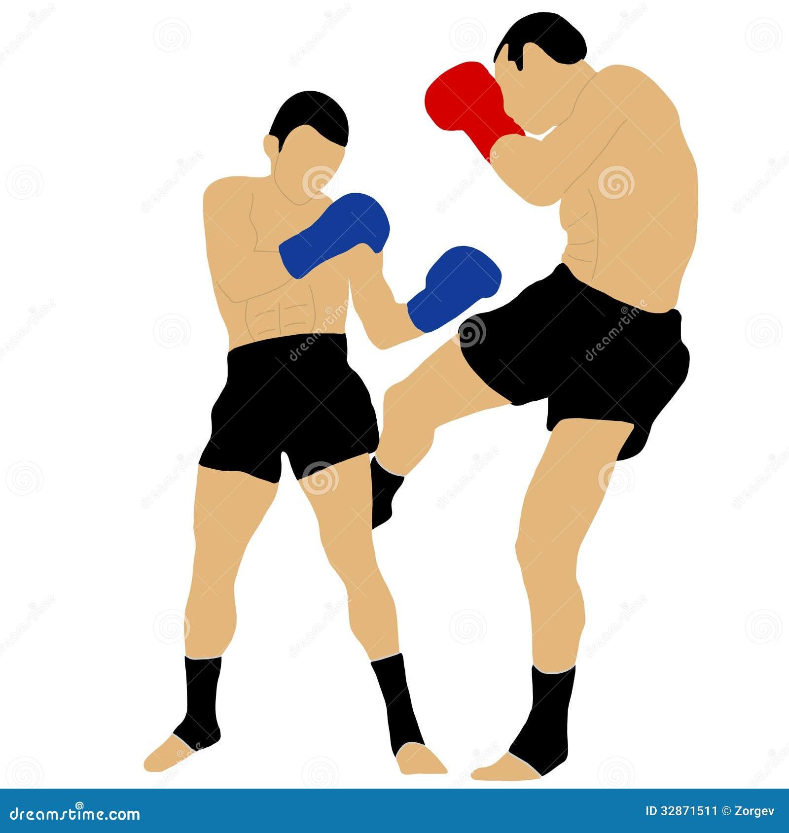 muay thai punch
